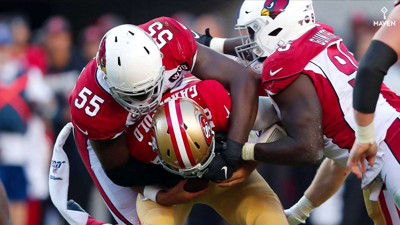 Chandler Jones Latest Reminder of What Must Be Done This Offseason