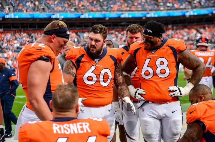 Four Reasons Free Agency Won't be Broncos' Best Path to Upgrading the O-Line