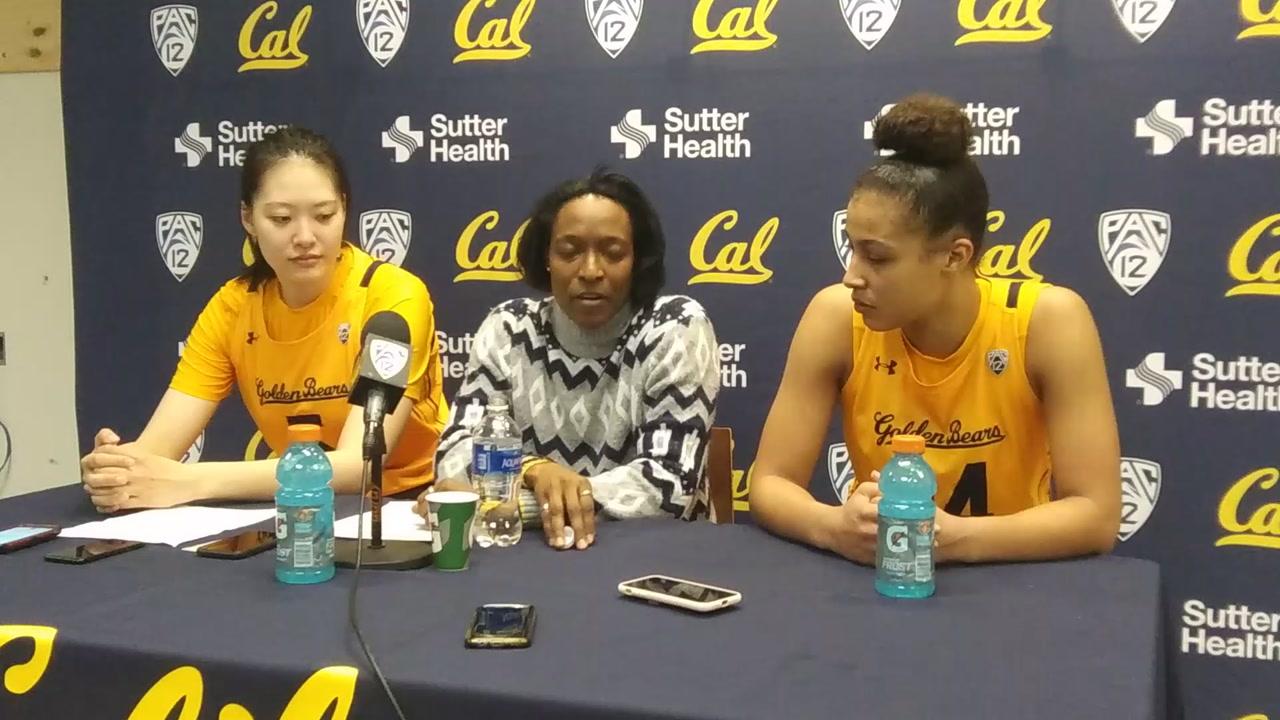 Cal Women's Basketball: Bears Win 7th Straight Game