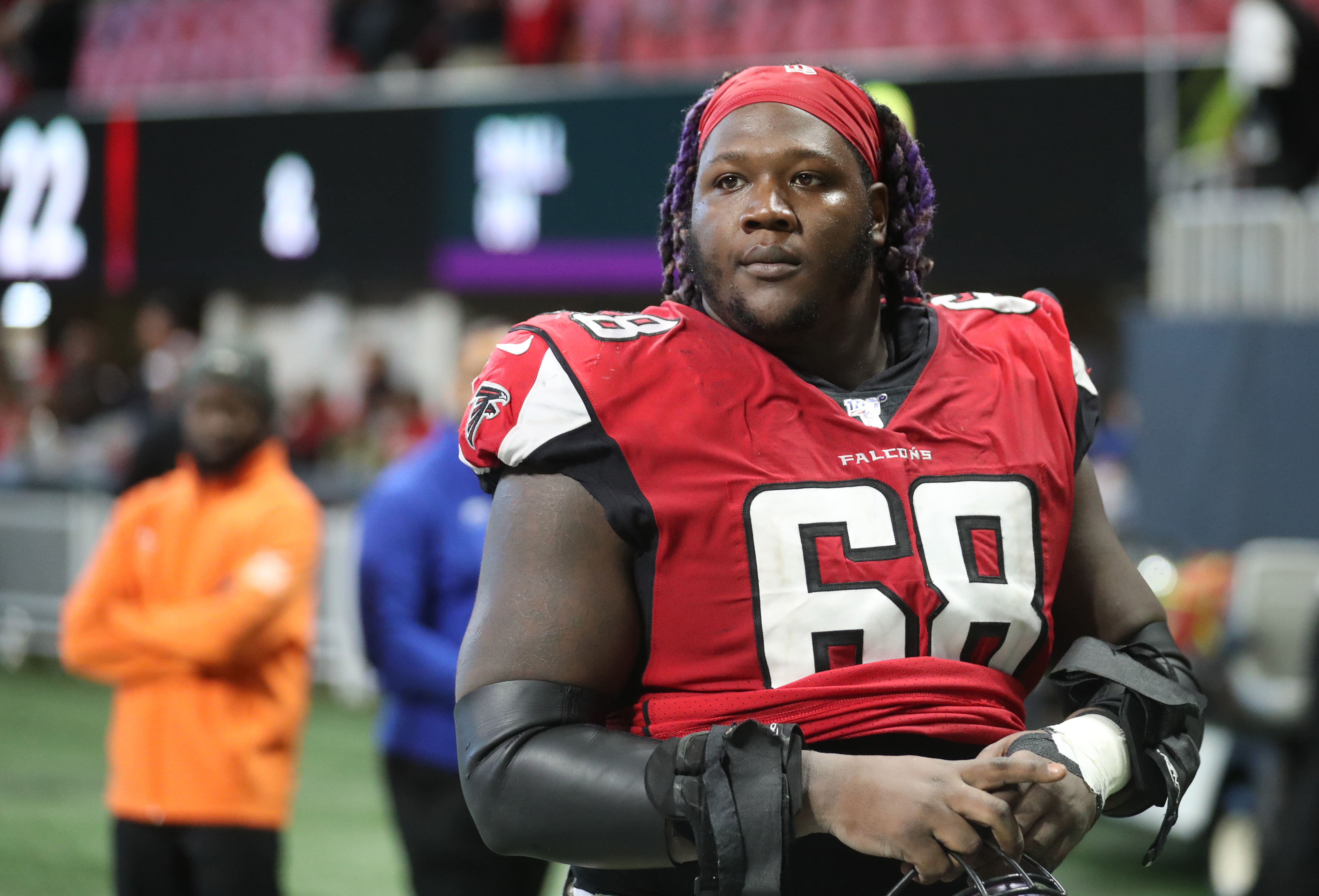 Falcons-Buccaneers: Inactives for Week 17