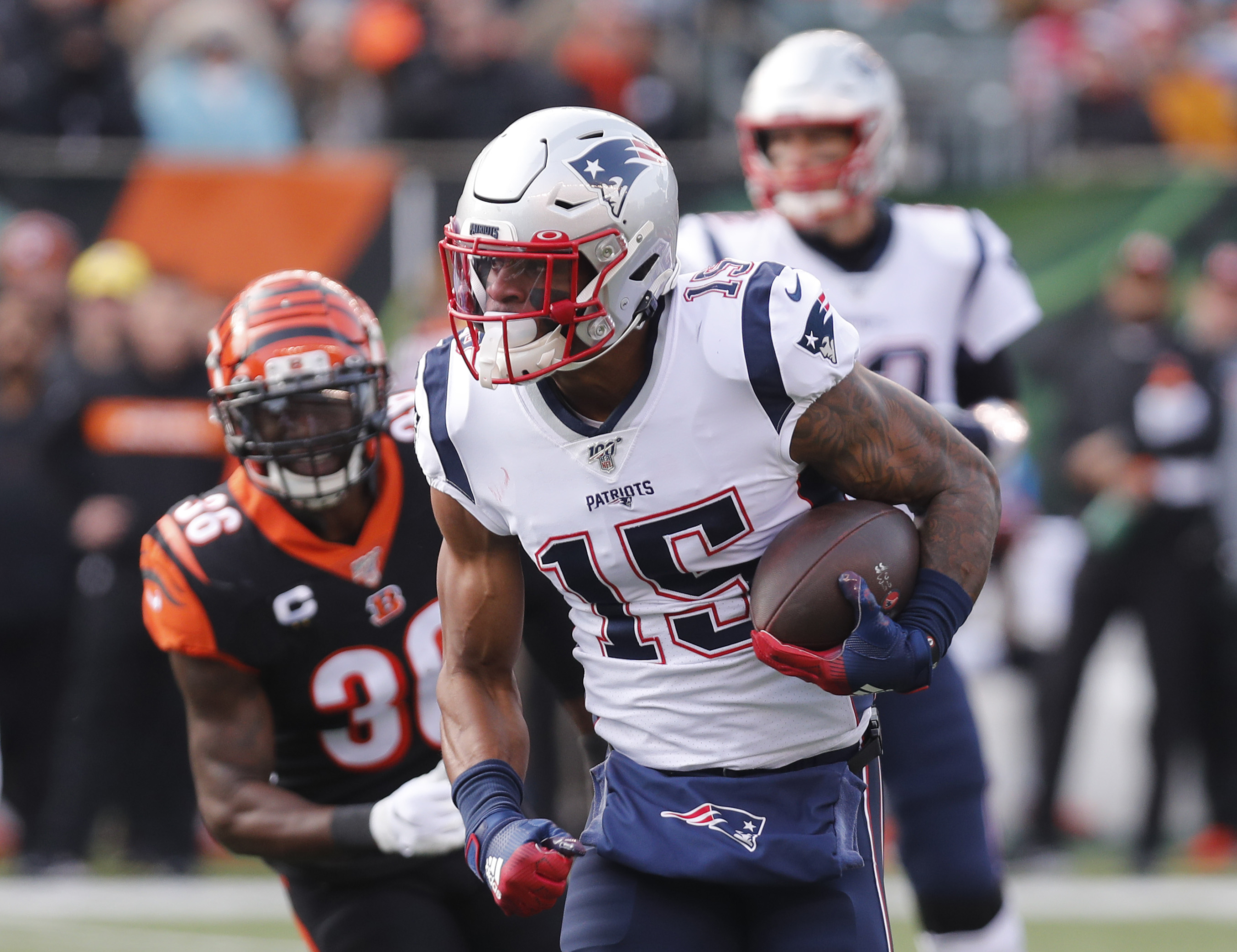 Patriots Offense Continues to Struggle, But Defense Prevails During 34-13 Win Over Bengals