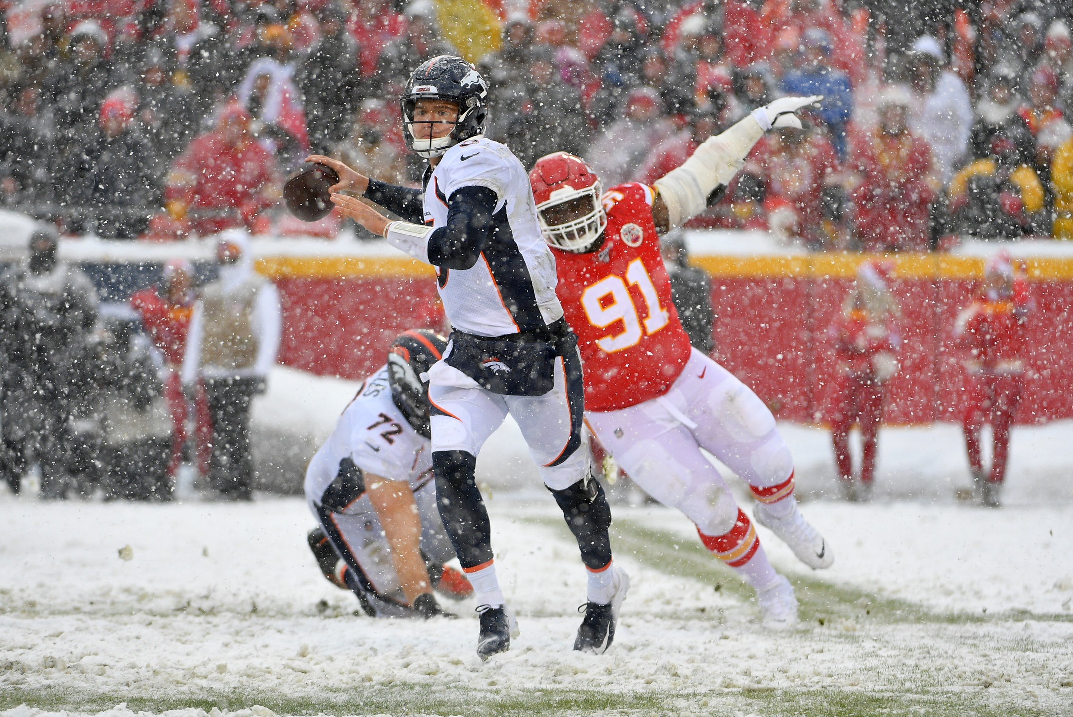 Chiefs 23, Broncos 3: Four Things we Learned