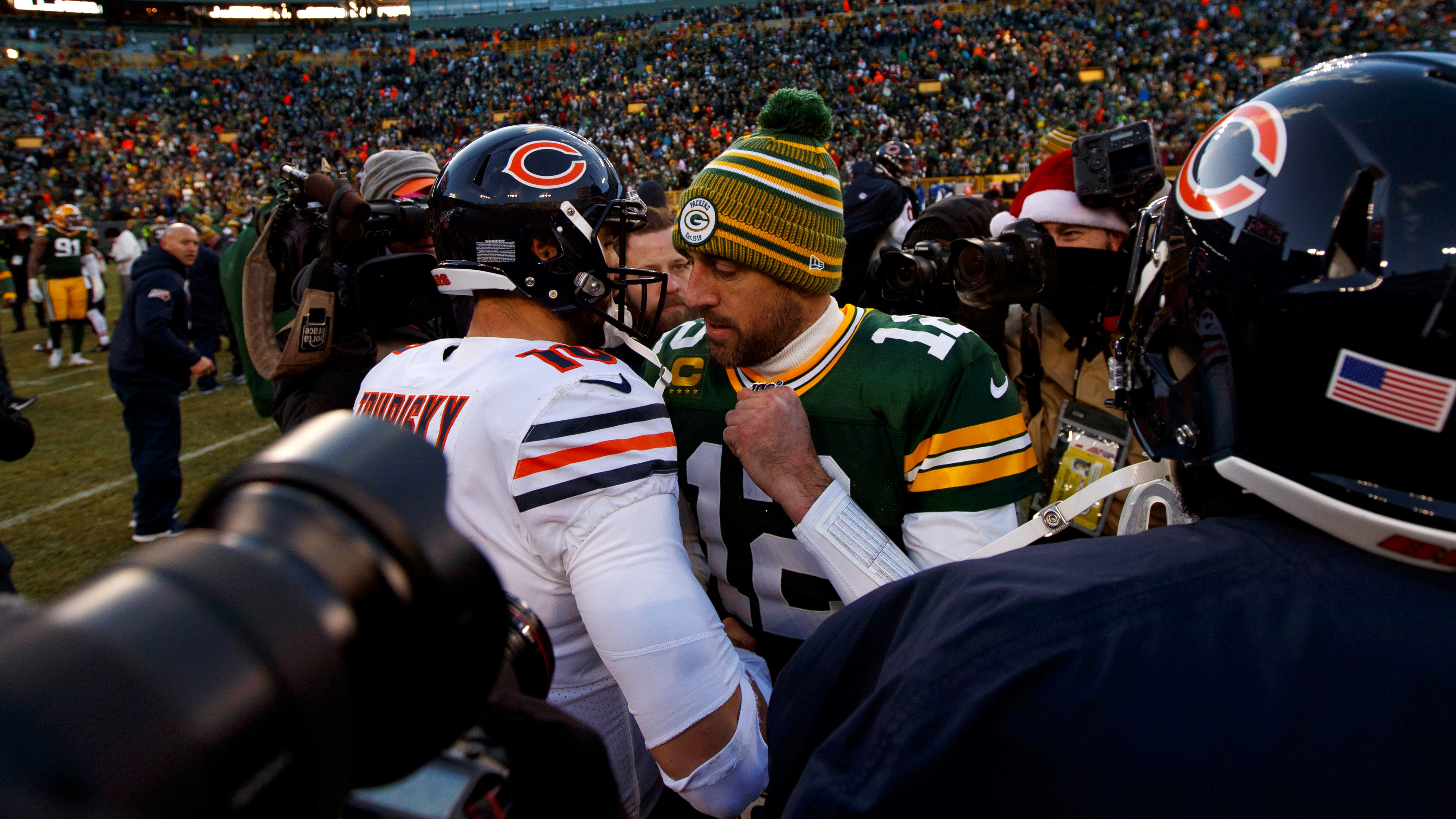 Packers Clinch But Looking for More