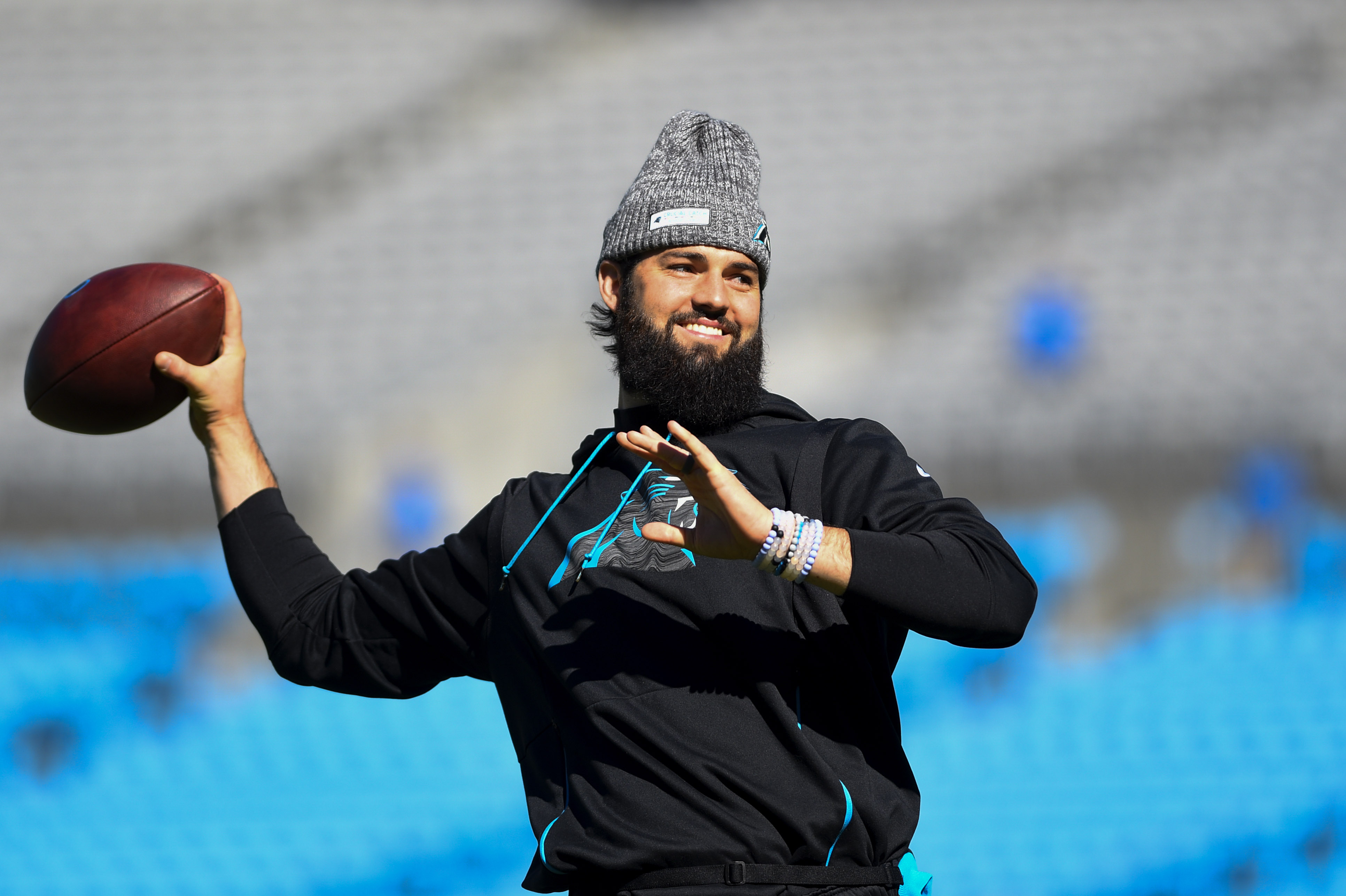 Panthers Won't Decide on Starting QB Until Wednesday