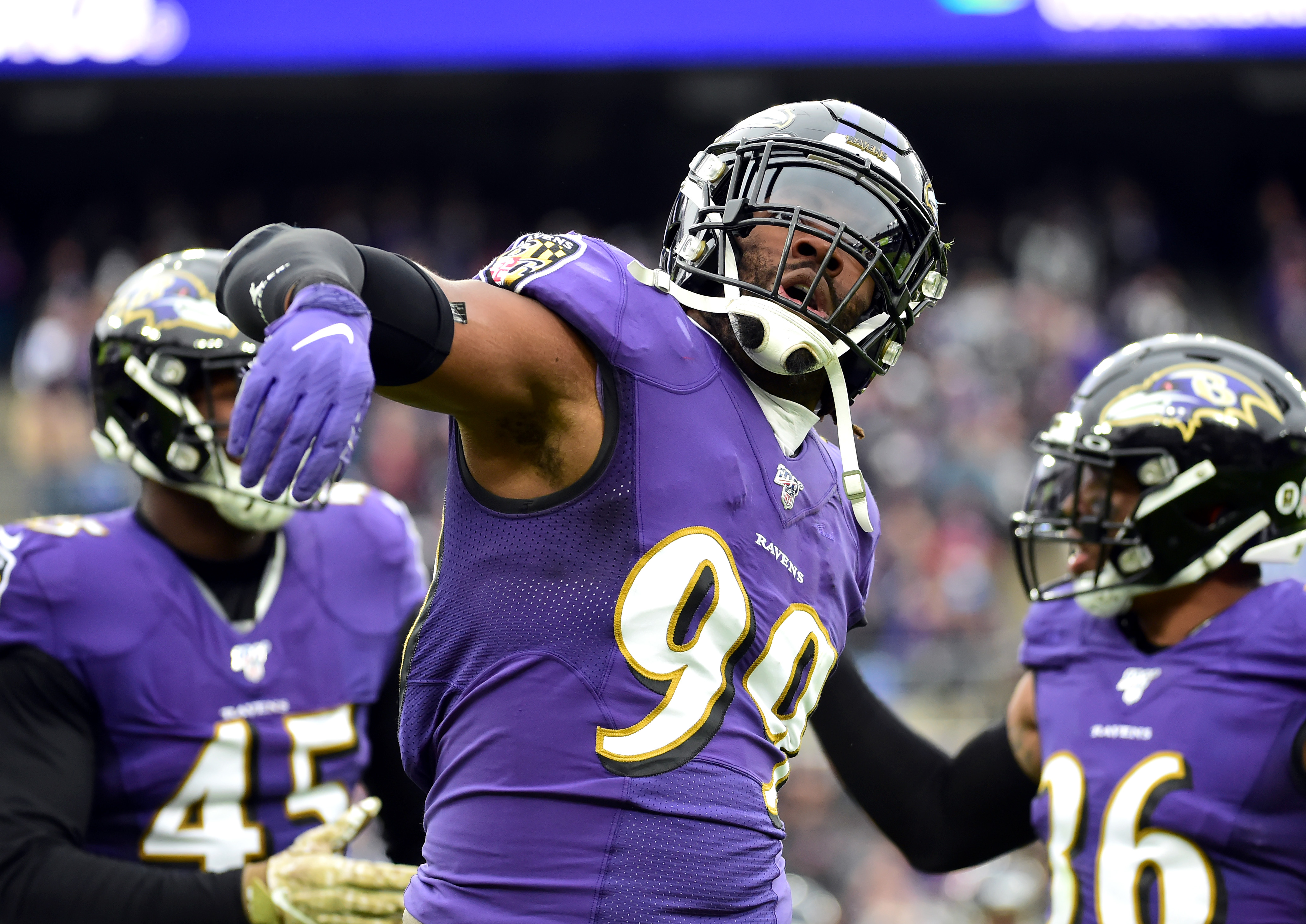 Ravens Roster Decisions: Unrestricted Free Agents
