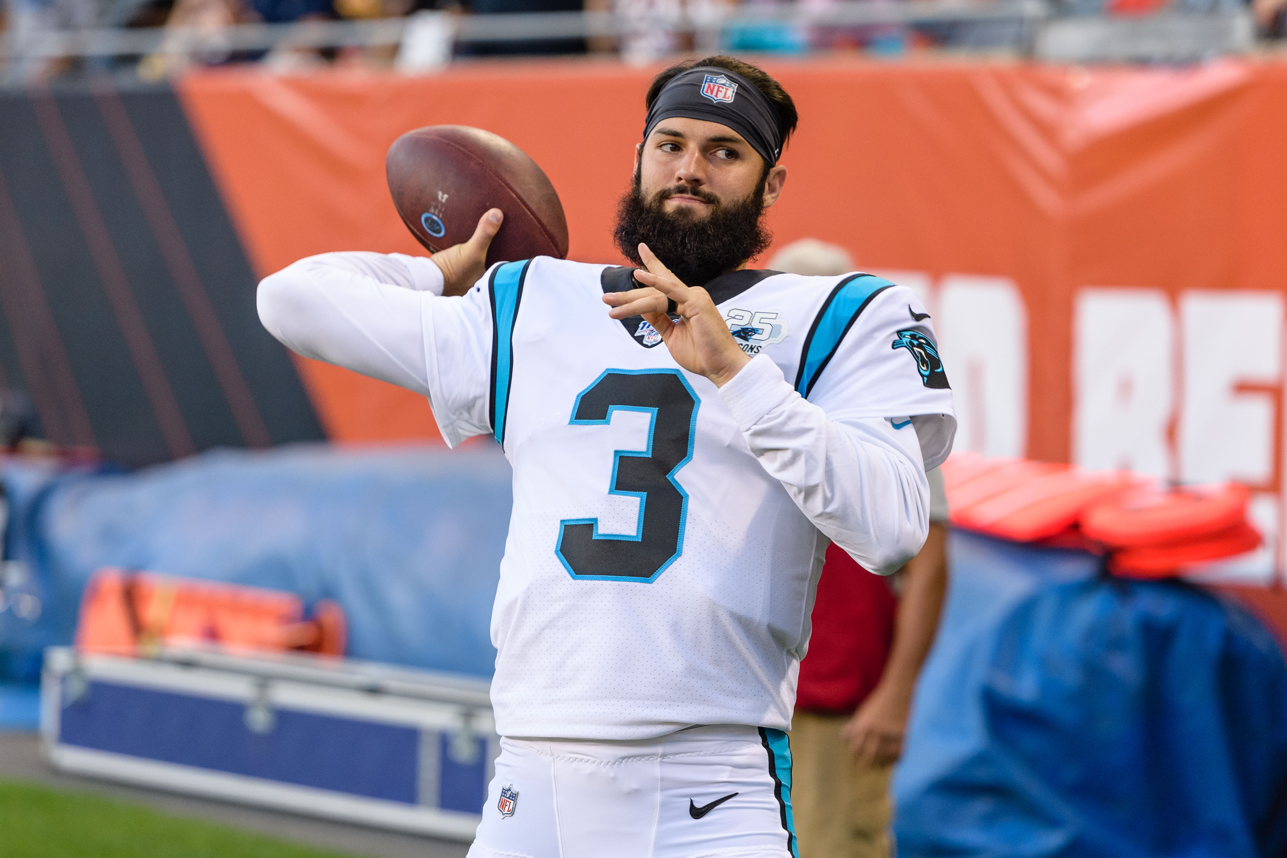 Panthers Going With Rookie QB Will Grier This Week