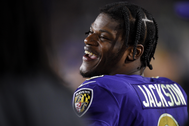 Lamar Jackson Named NFL MVP By Pro Football Writers of America
