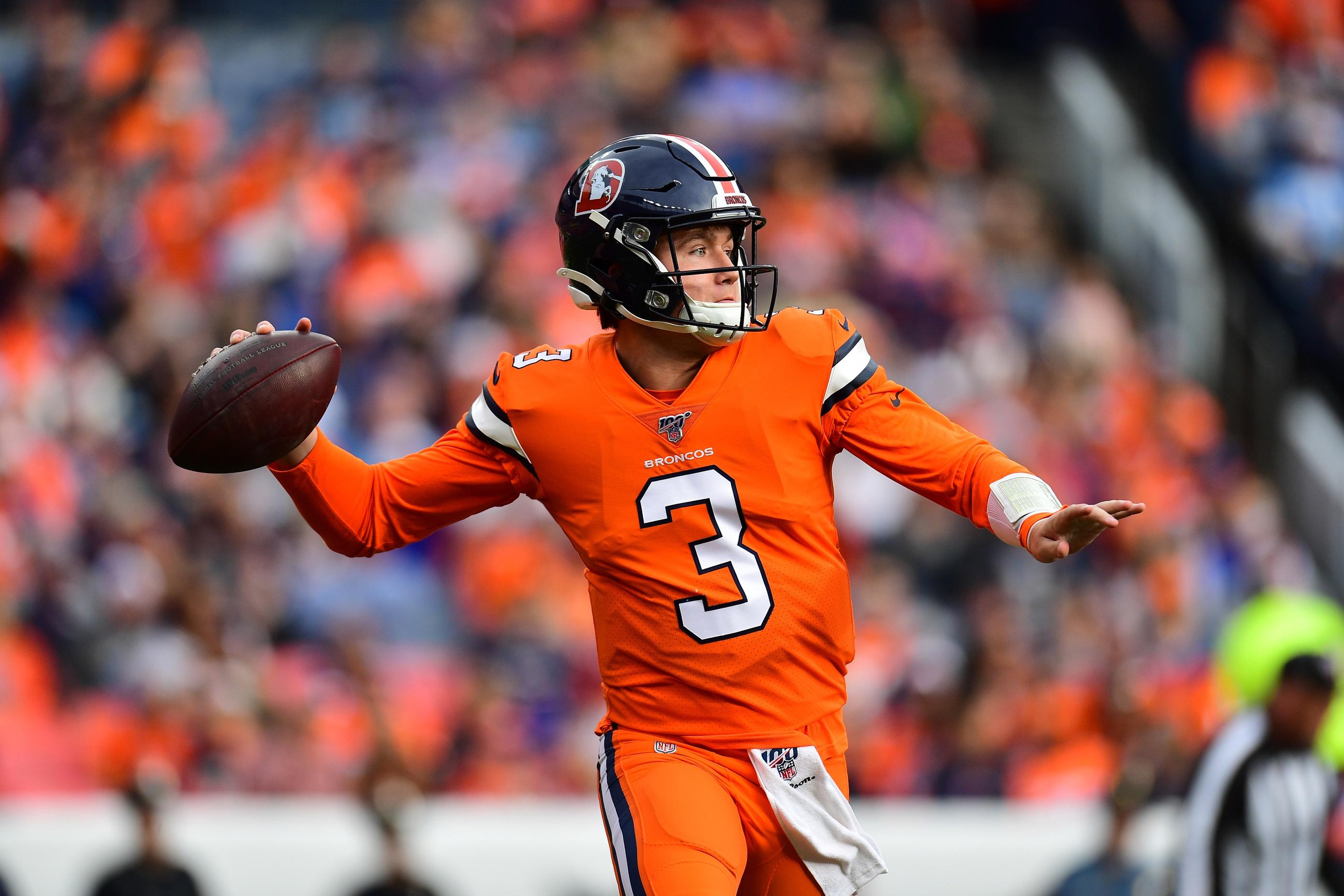 John Elway Crowns Drew Lock as Broncos' Starting QB for 2020