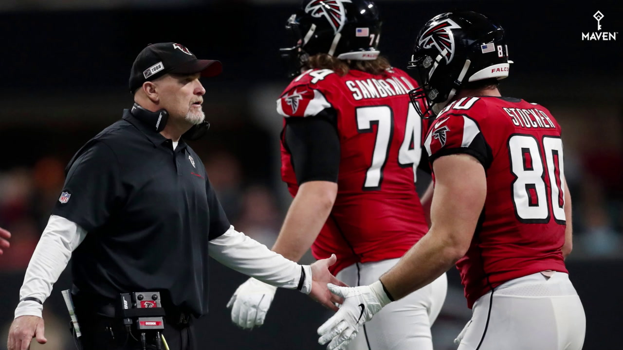 WATCH: One way or another, Sunday will mark the end of an era for Falcons