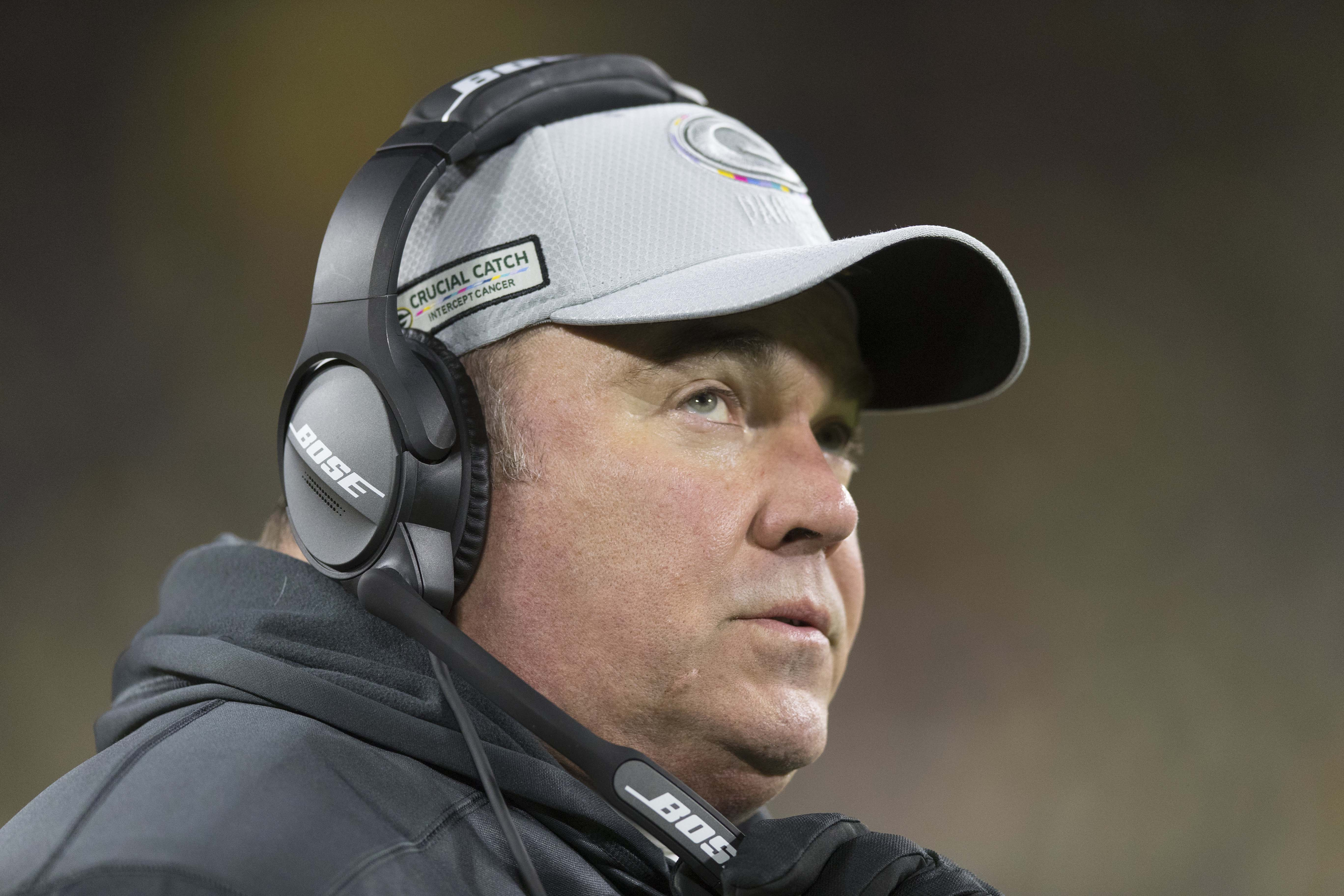 Report: Panthers Interview Ex-Packers Coach