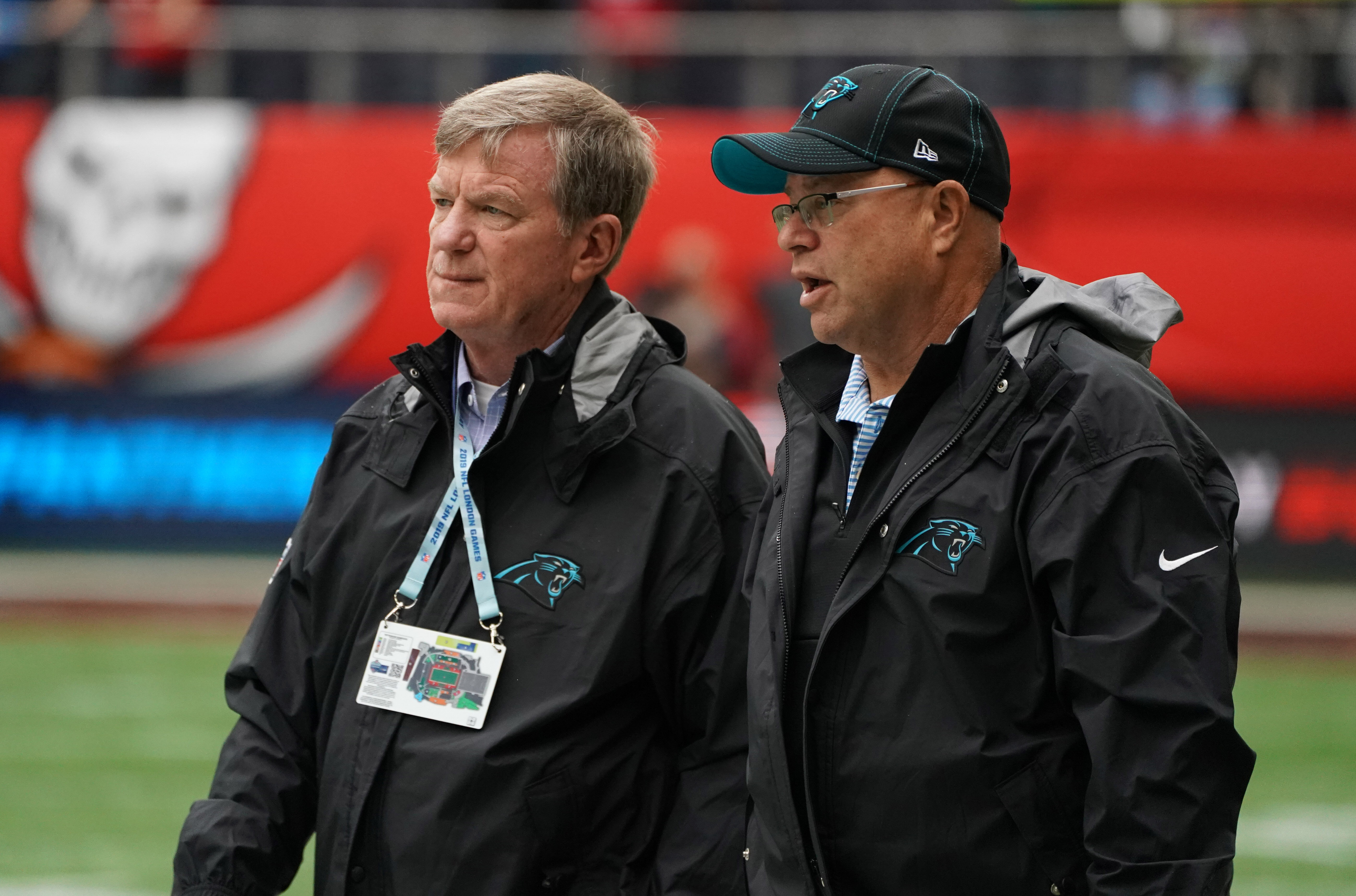 Panthers Settle in at 7th for 2020 NFL Draft