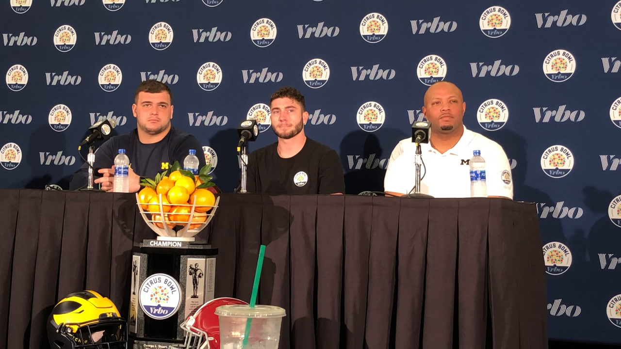 Losing 66-3 is Unforgettable, Just ask Michigan Quarterback Shea Patterson