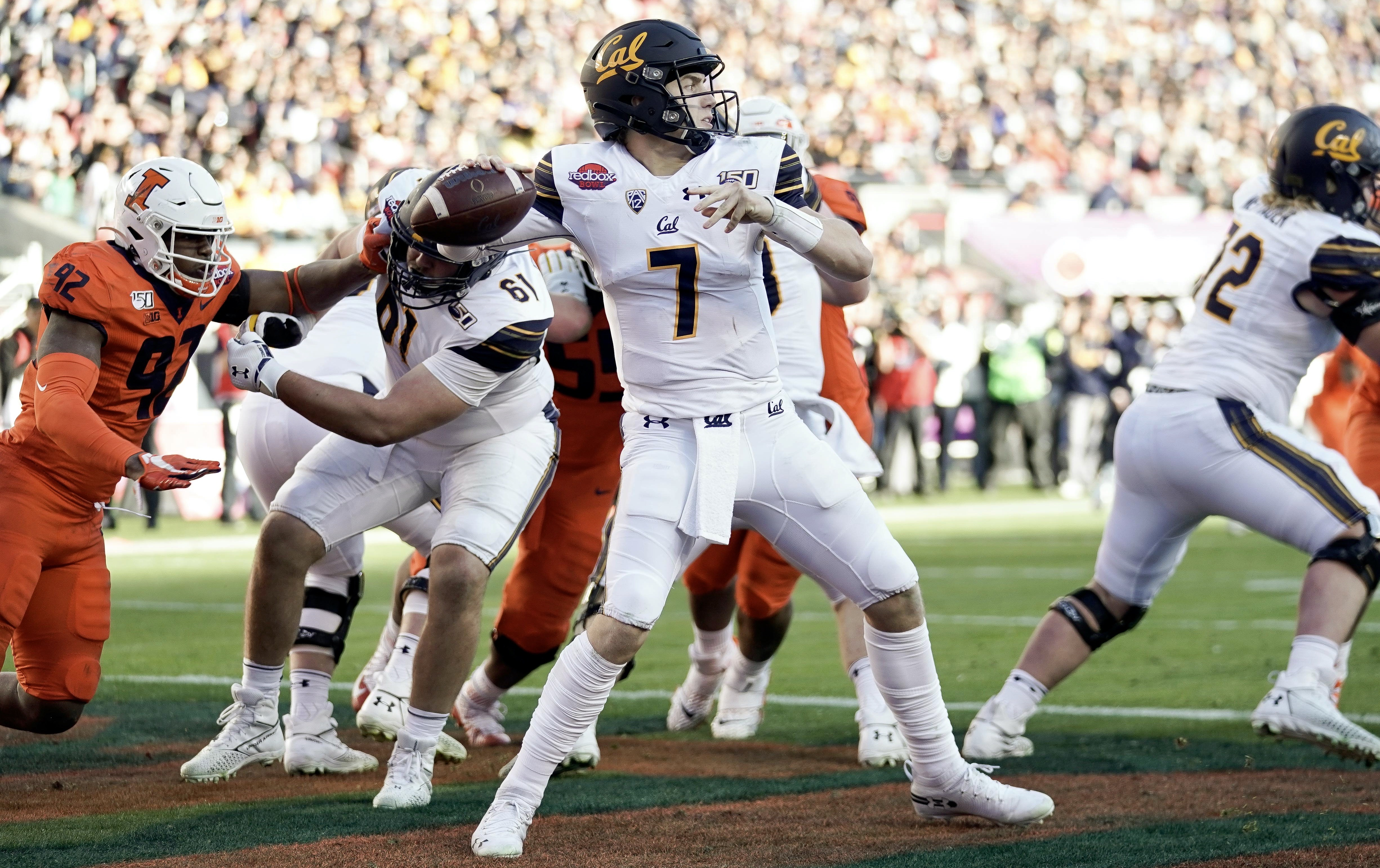 Cal Football: Full 2020 Schedule is Released