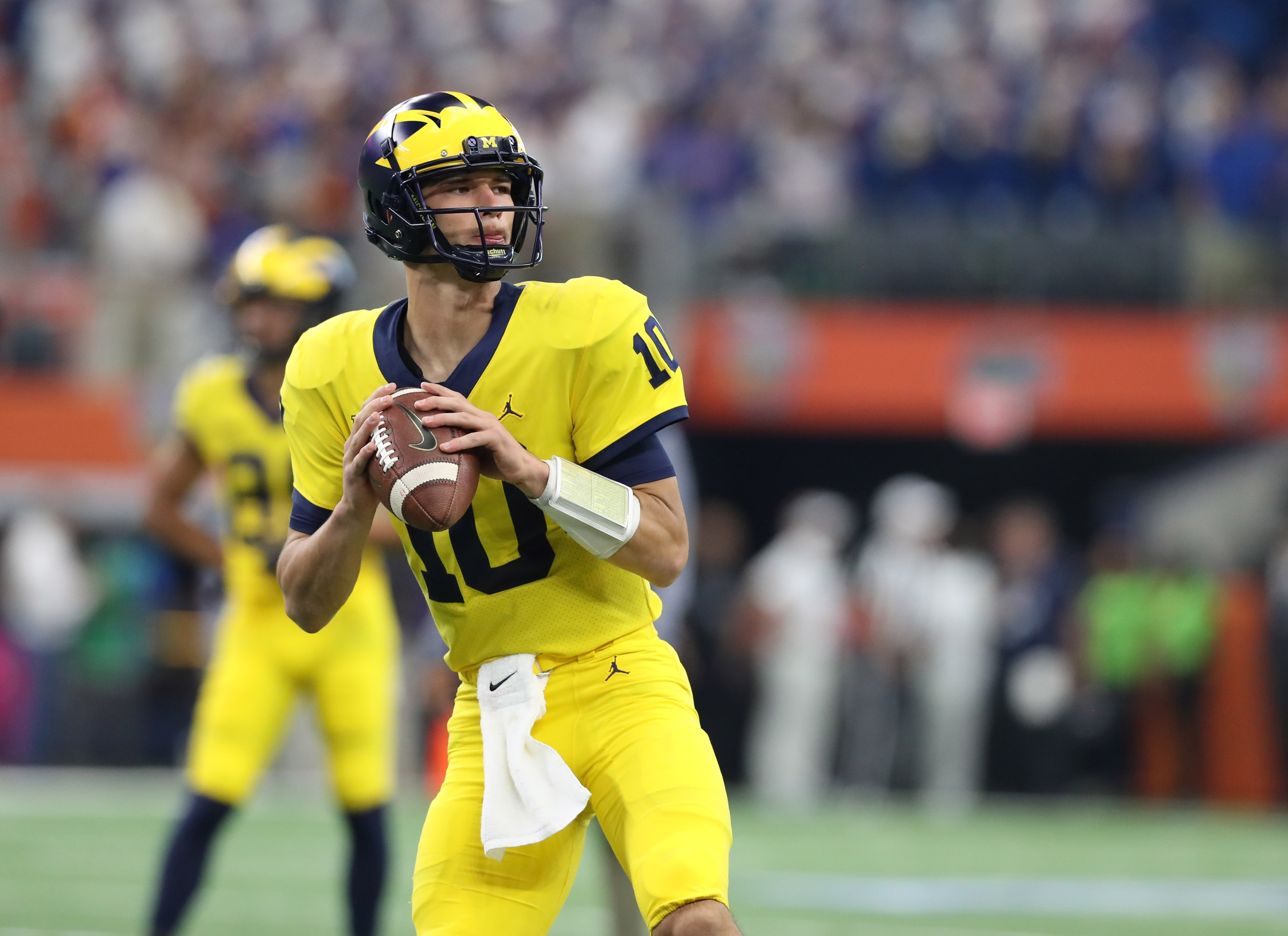 History Says Michigan Must Get Elite QB Play To Reach Its Potential