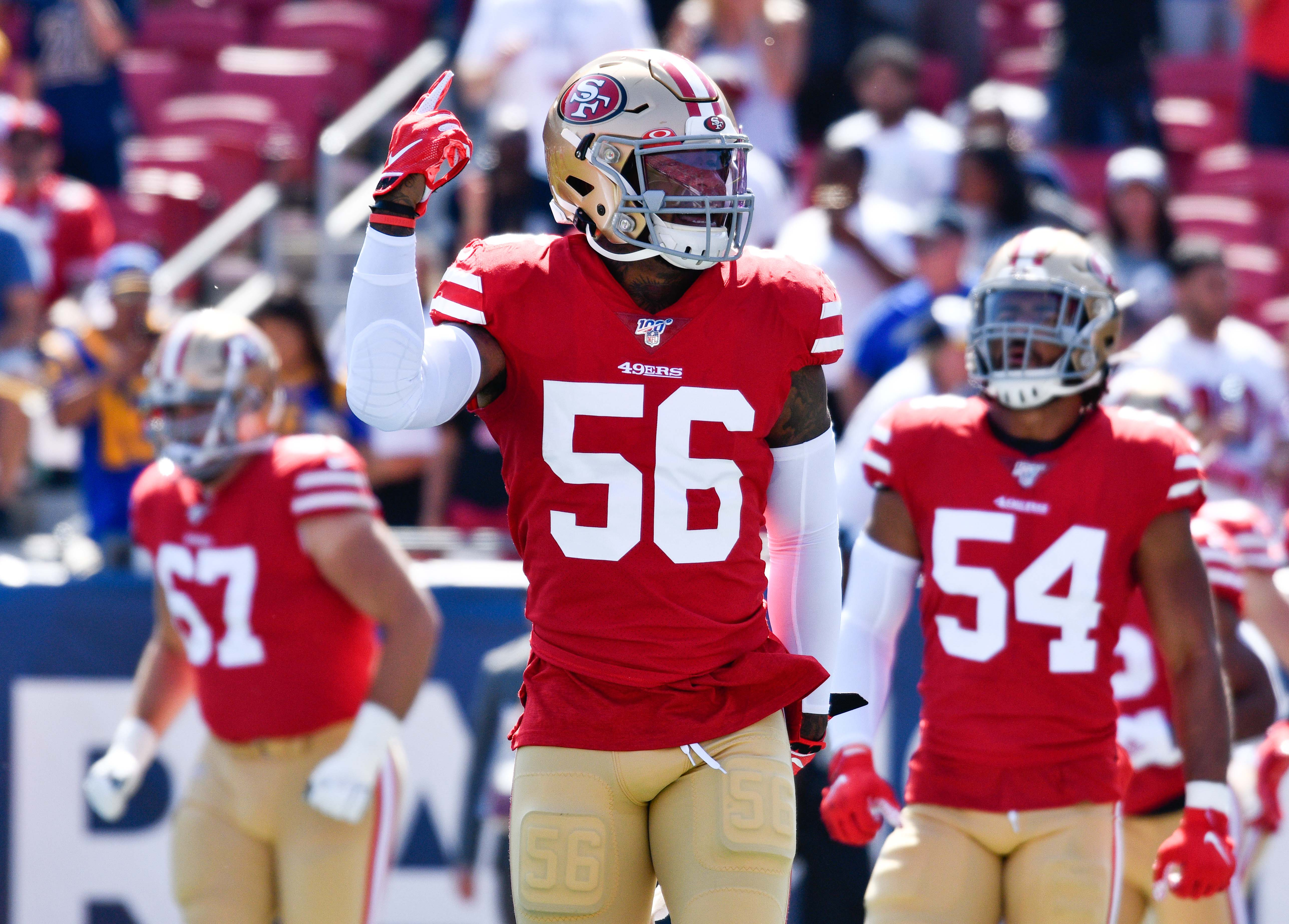 Grading 49ers 2019 Free Agent Signings