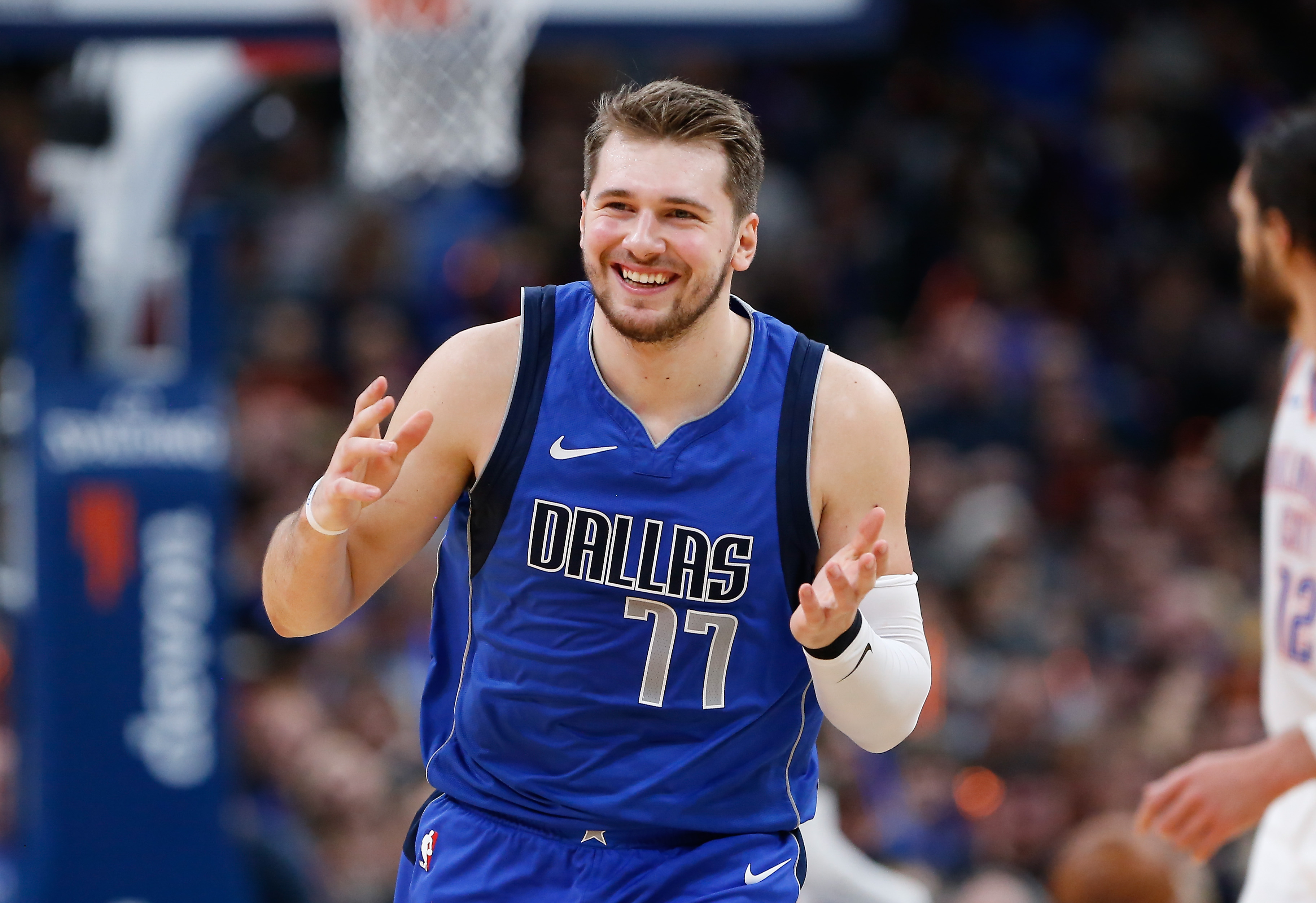 mavs luka doncic leads nba in returns all