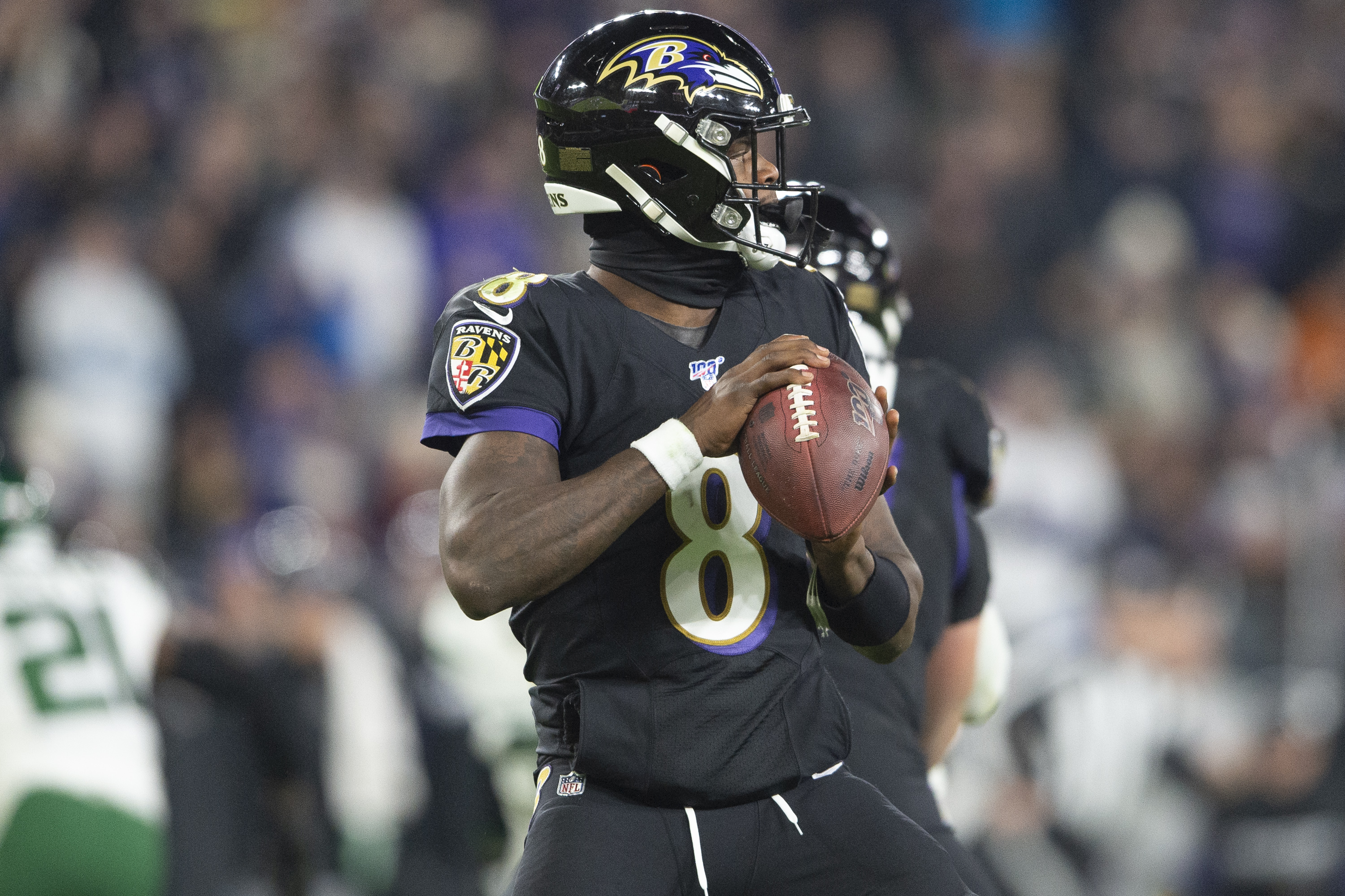 Lamar Jackson Already Focused on Getting Better, Making Another Playoff Run