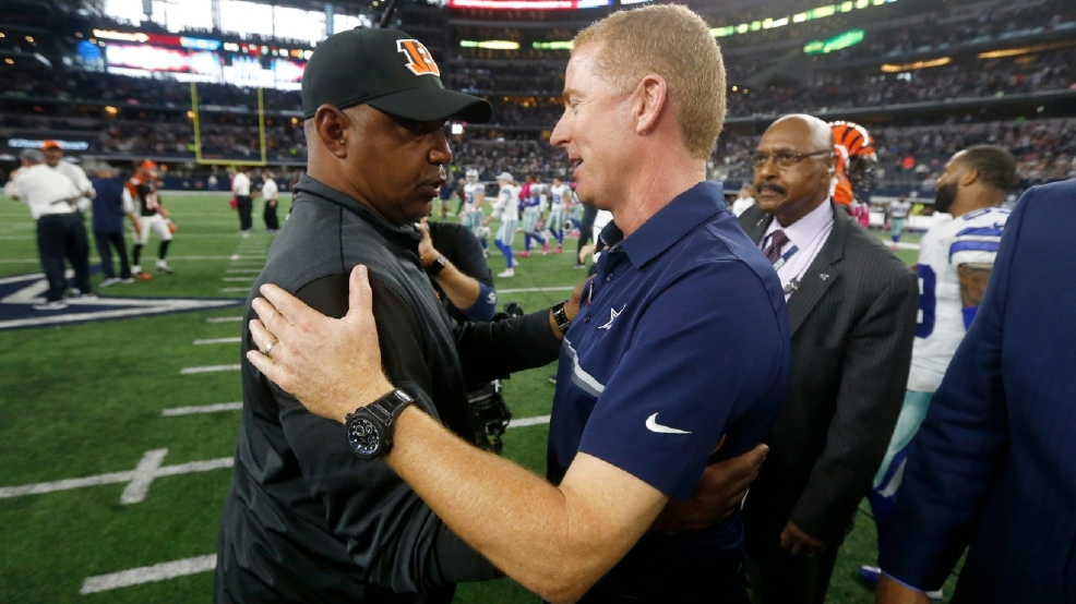 Cowboys Sources: The 4 Reasons for the Coach Marvin Lewis Interview