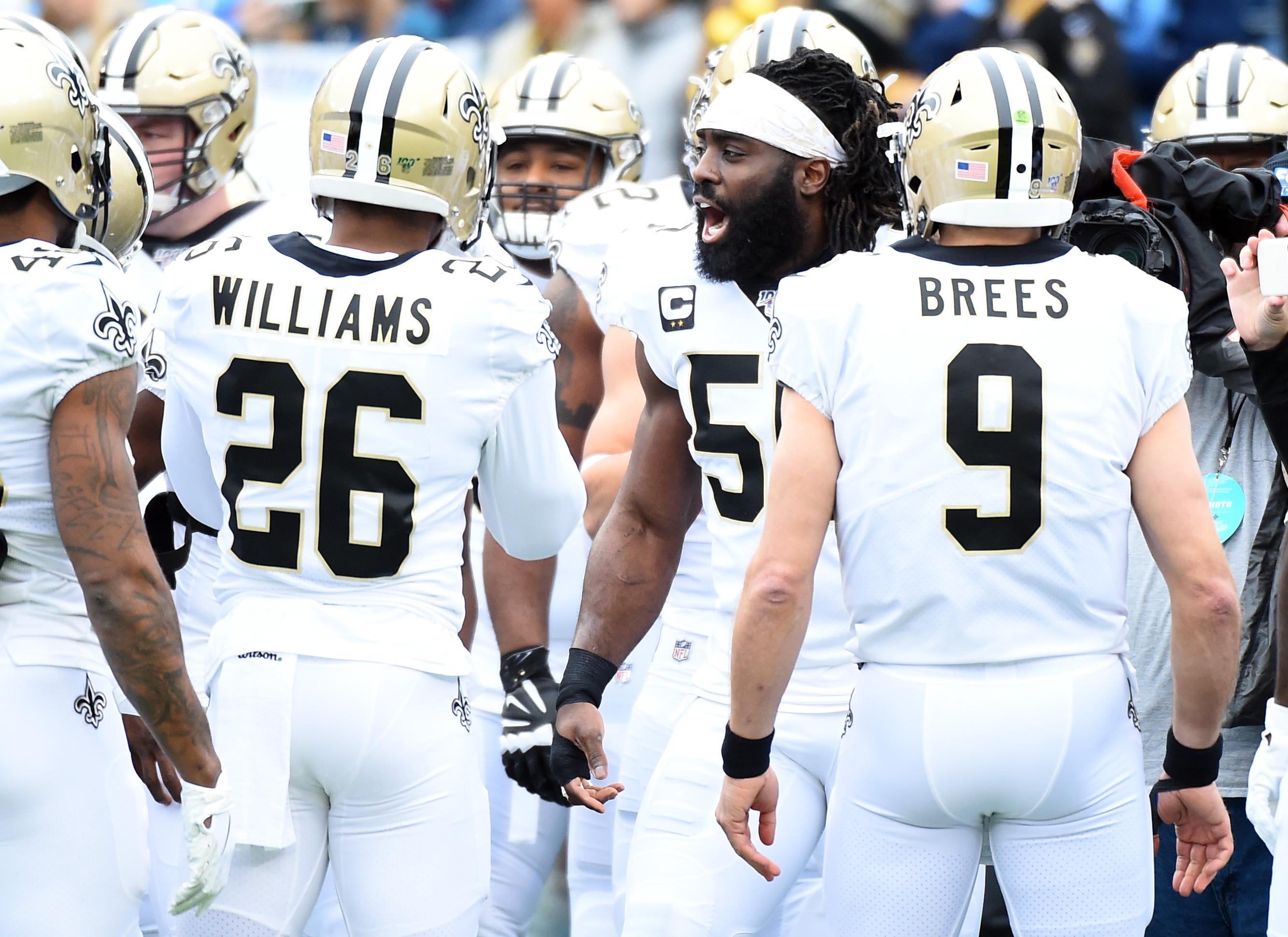 Vikings vs. Saints Pregame Report - Wild Card Weekend