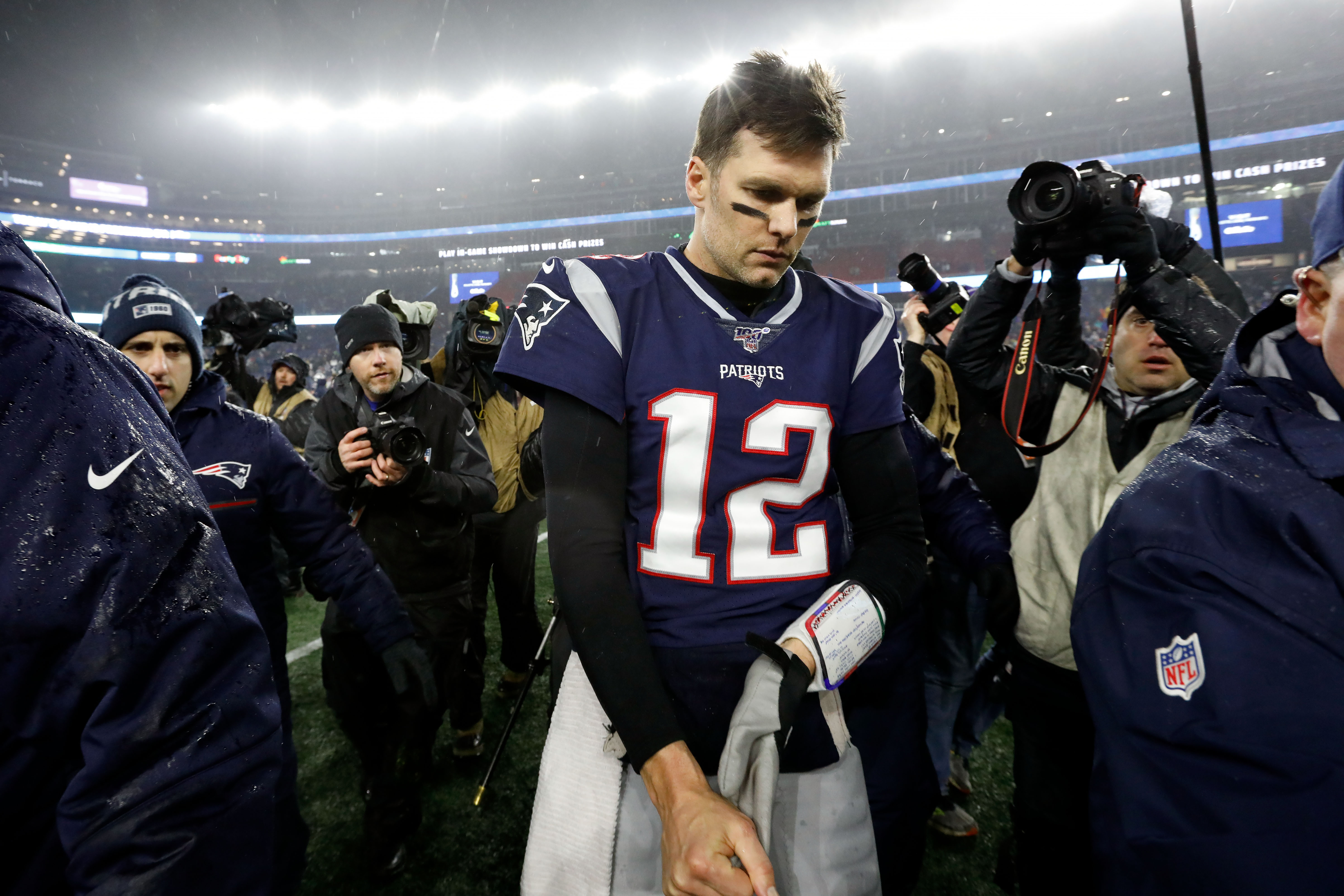 Report: Tom Brady 'Prepared' to Meet With Other Teams During Free Agency