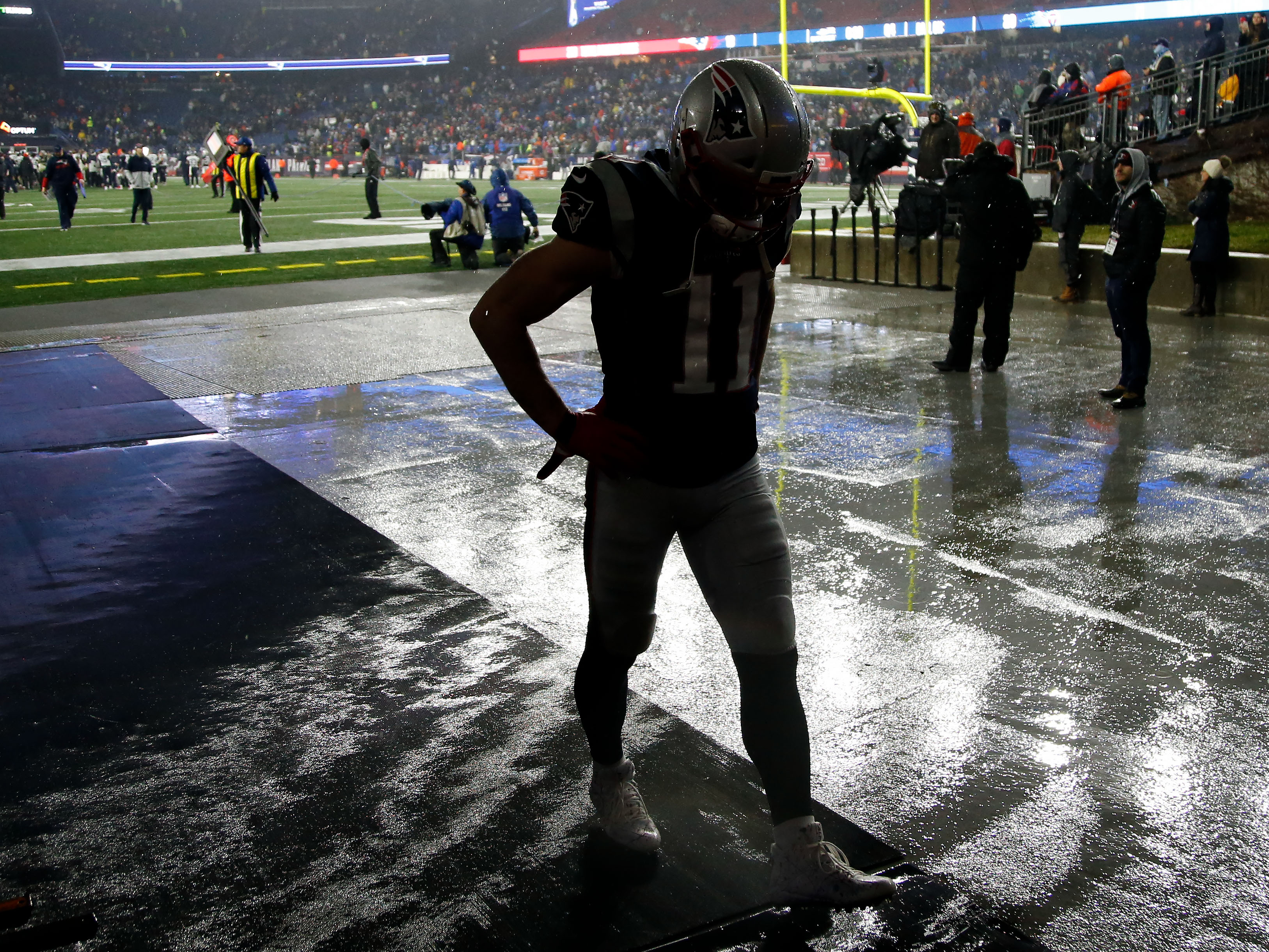 Instant Observations Following Patriots' 20-13 Season-Ending Loss to Titans