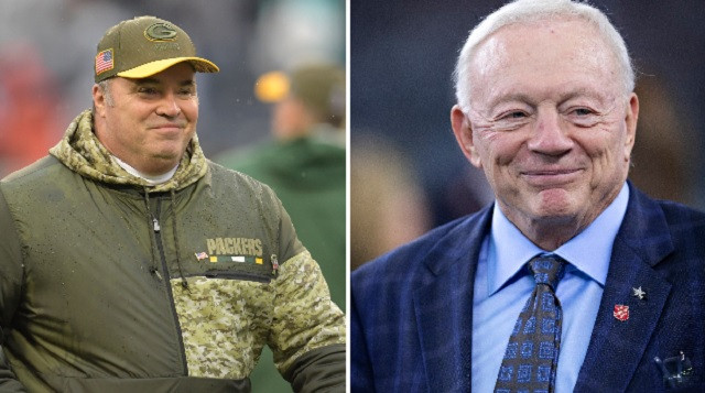 New Cowboys Coach McCarthy's 'Secret Weapon'? Jerry Jones. (Yes, Really)