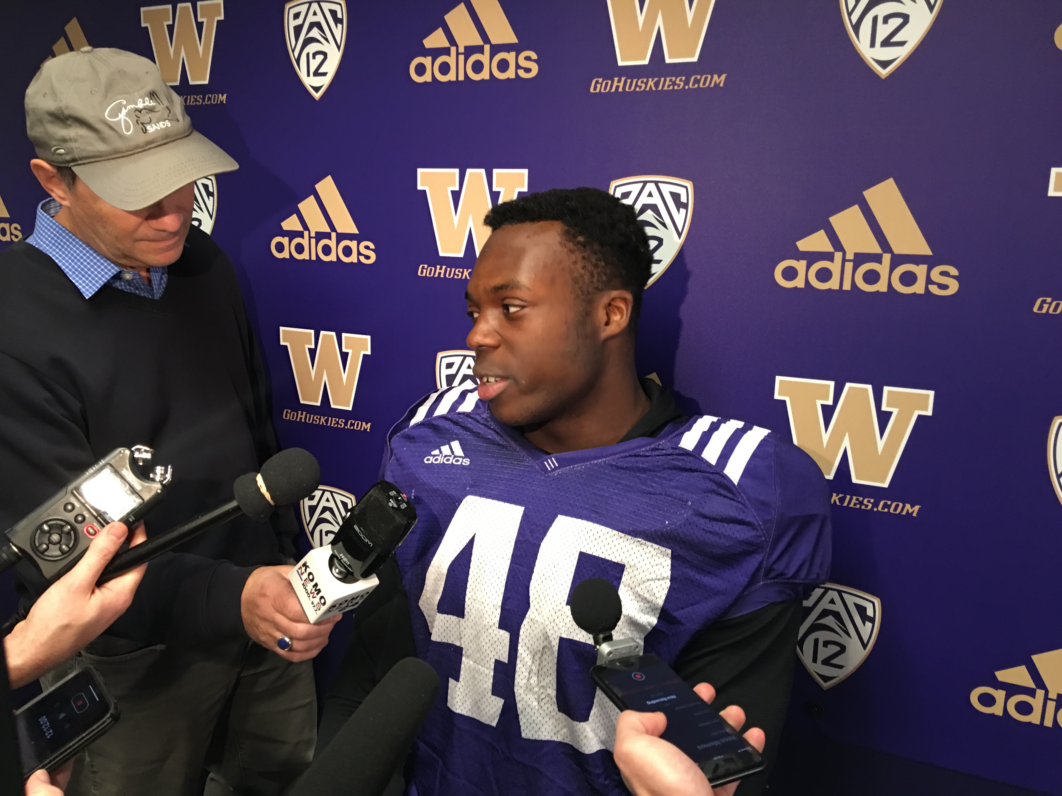 Pay for Play: UW Awards Scholarship to Deserving Ulofoshio