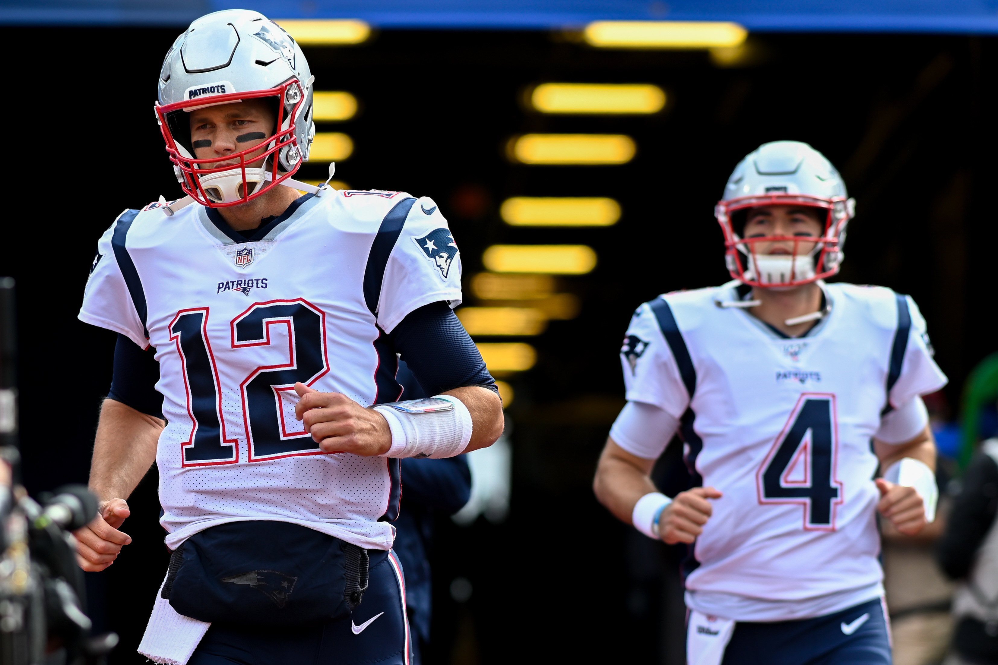 The Patriots Have Two Options Re Sign Tom Brady Or Rebuild With Jarrett Stidham