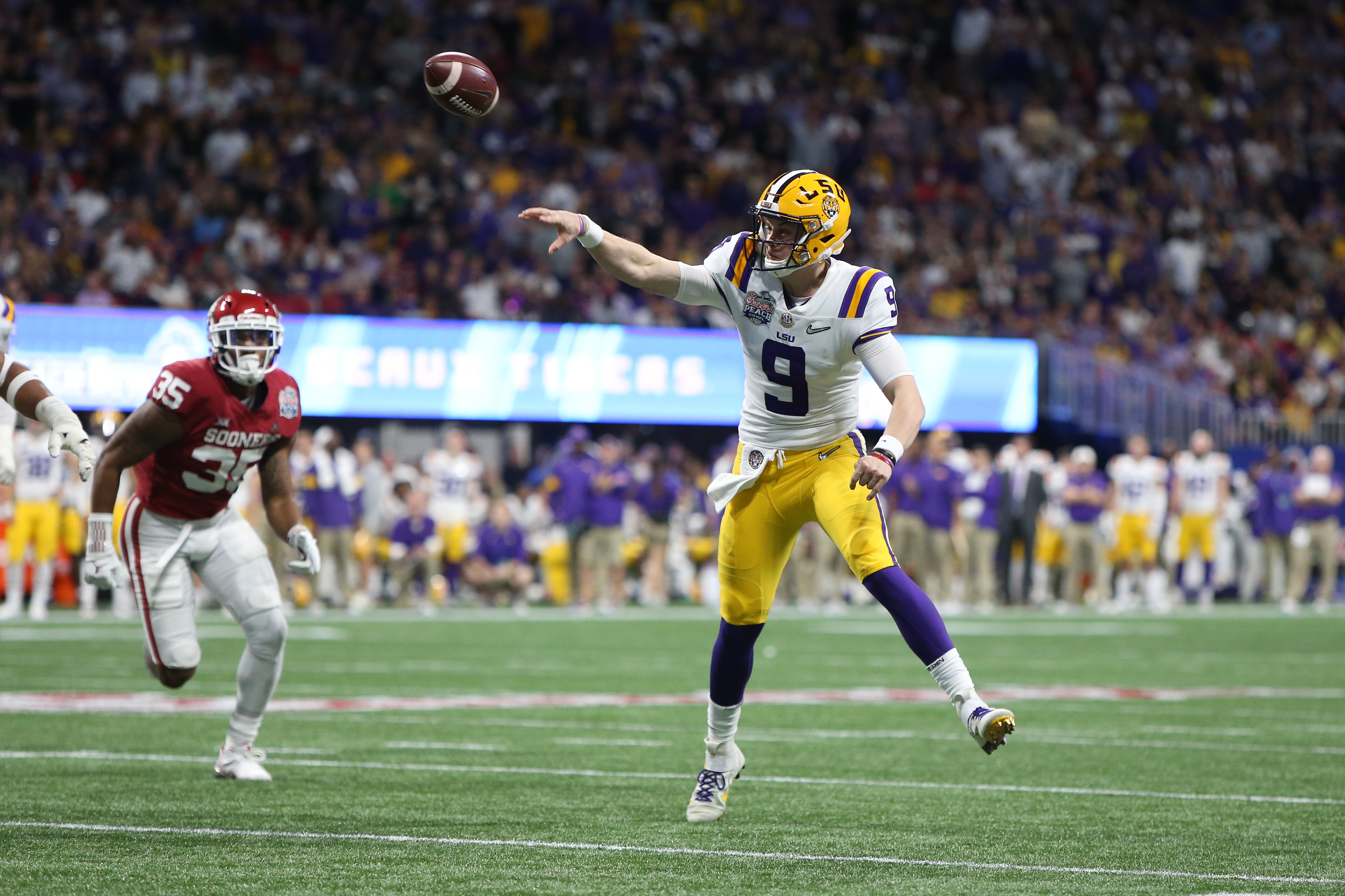 Three-And-Out: Three Matchups to Follow for LSU vs Clemson in National Championship Game