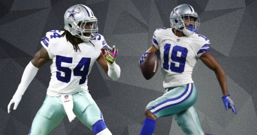 Cowboys Pro Bowl Number Jumps to 6 As Amari Cooper and Jaylon Smith Added To Roster