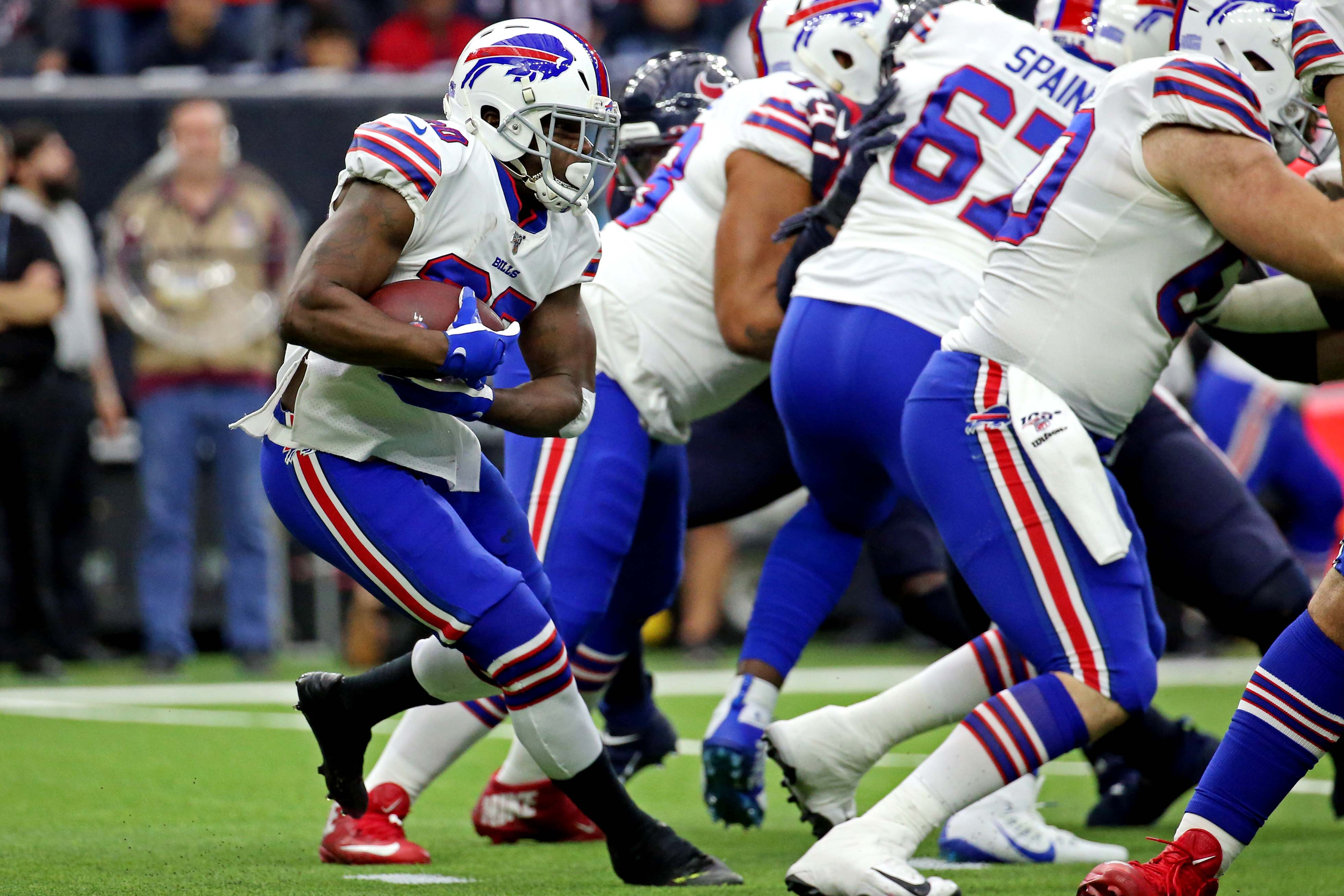Frank Gore Mulls Over NFL Future With Bills