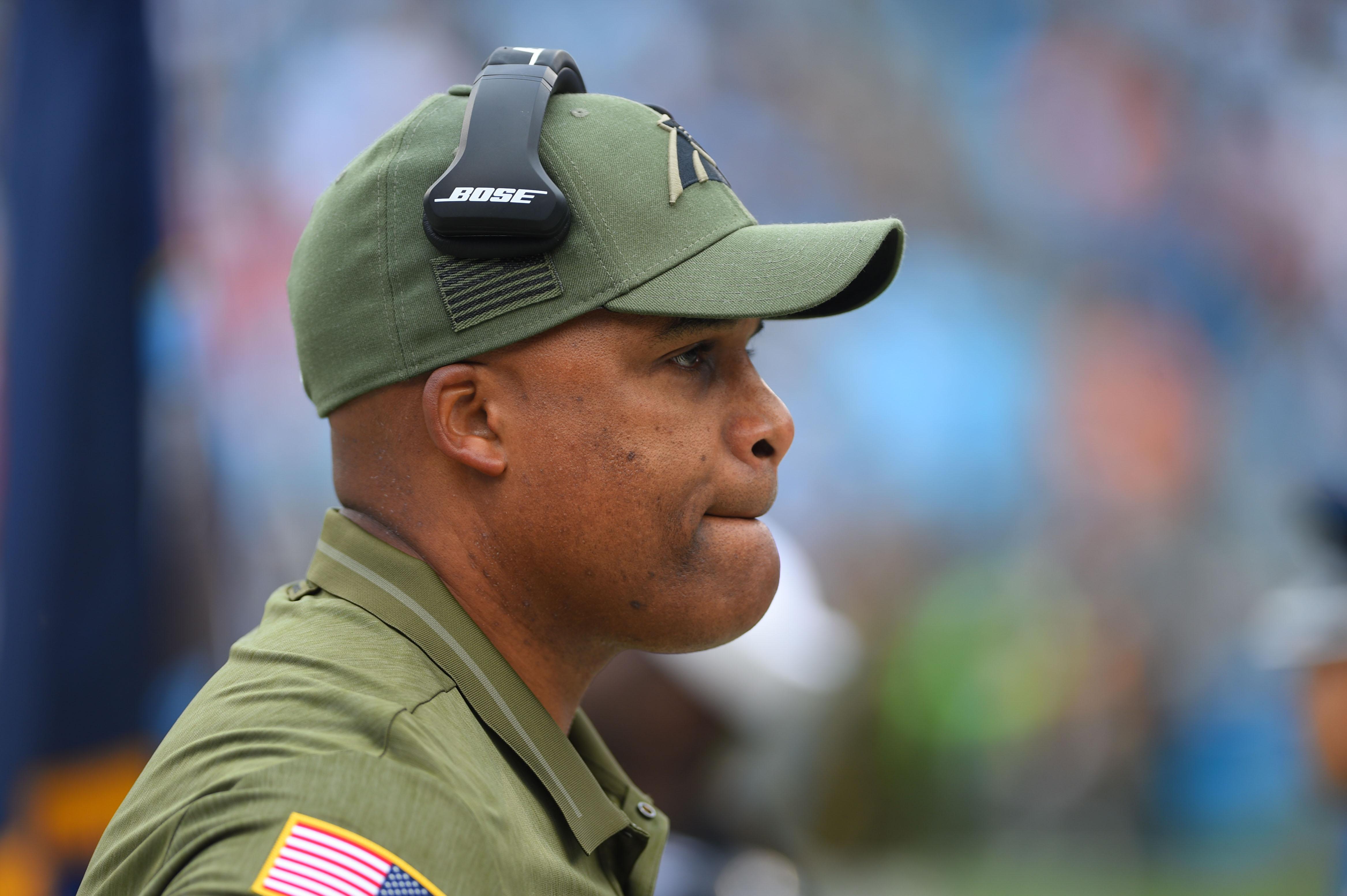 Bills Hire Eric Washington As Defensive Line Coach