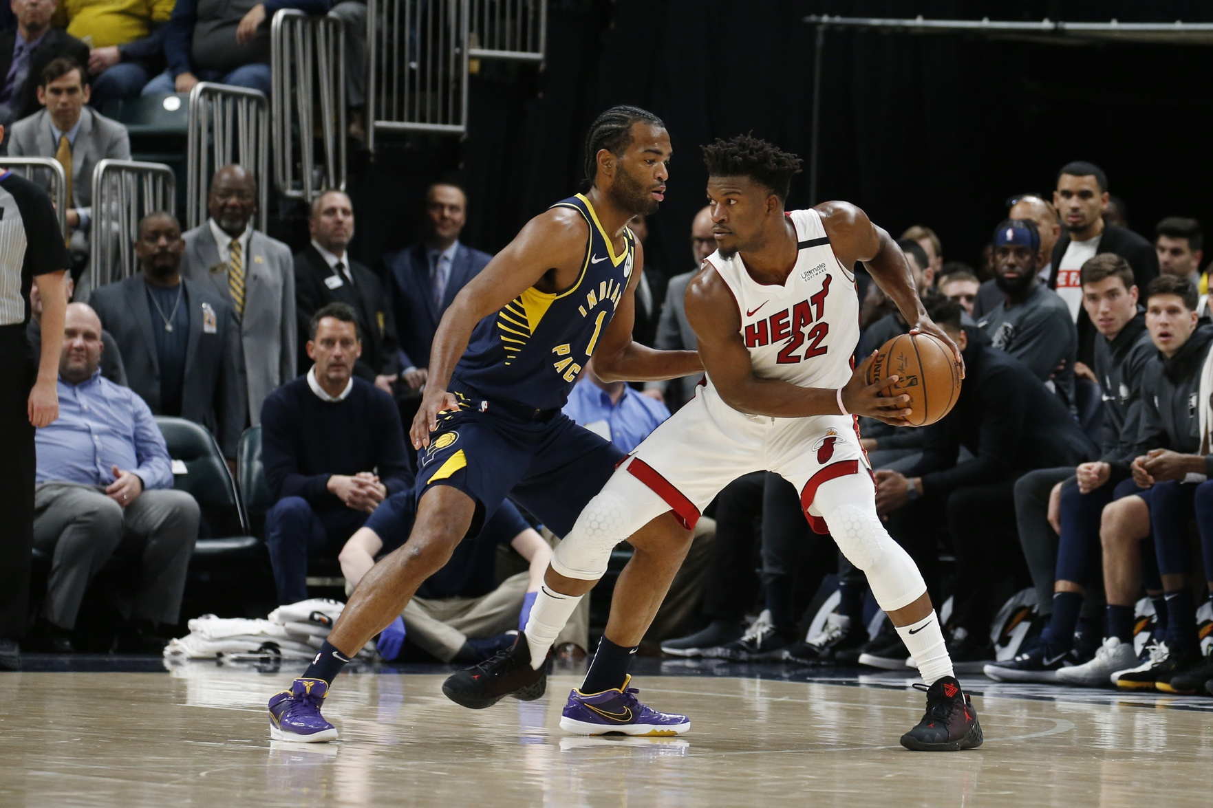Heat's Jimmy Butler fined 35K for role in altercation with Pacers' T.J. Warren