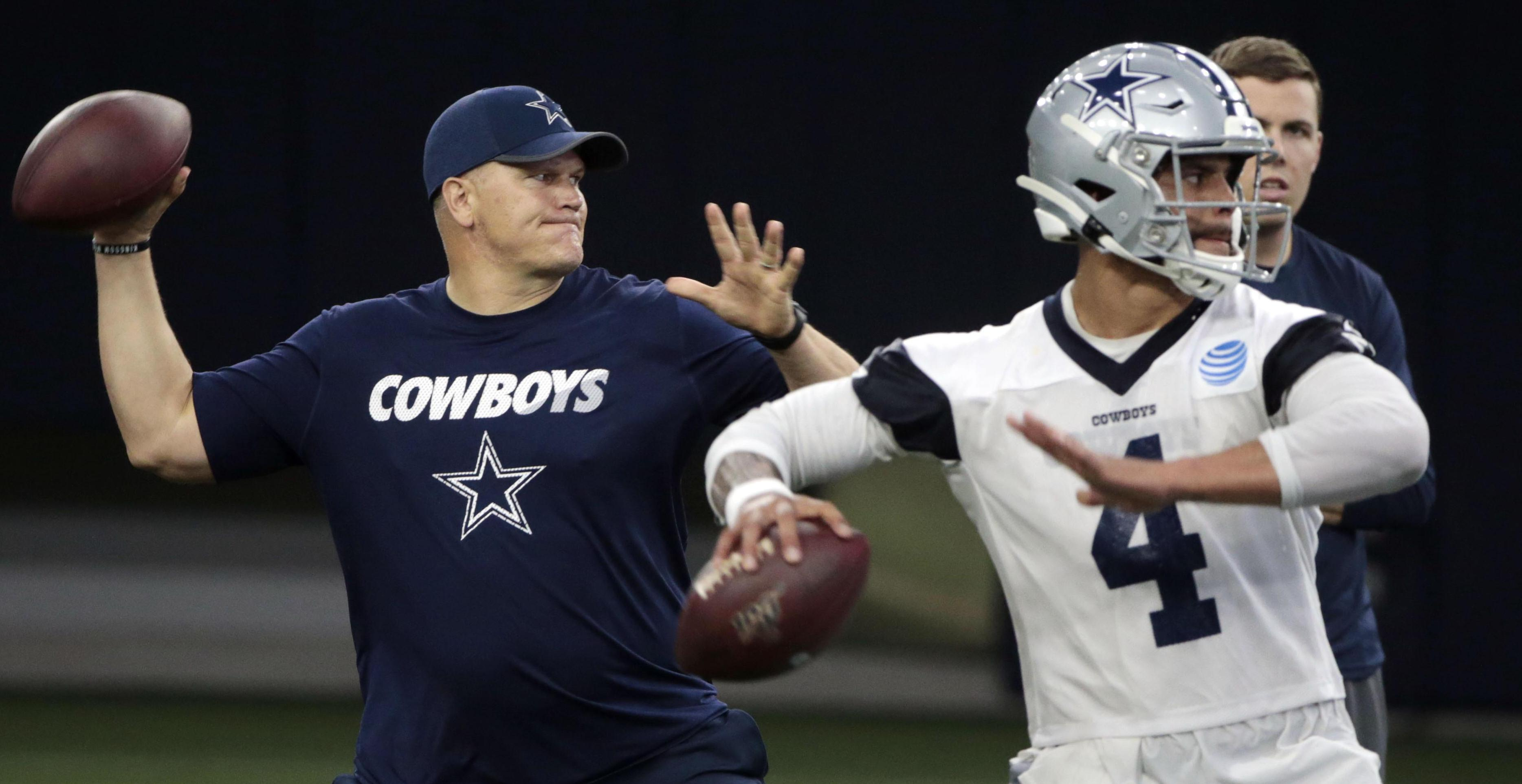 'Too Many Chefs in Dak's Kitchen' As McCarthy's Cowboys Reportedly Sack QB Coach Kitna