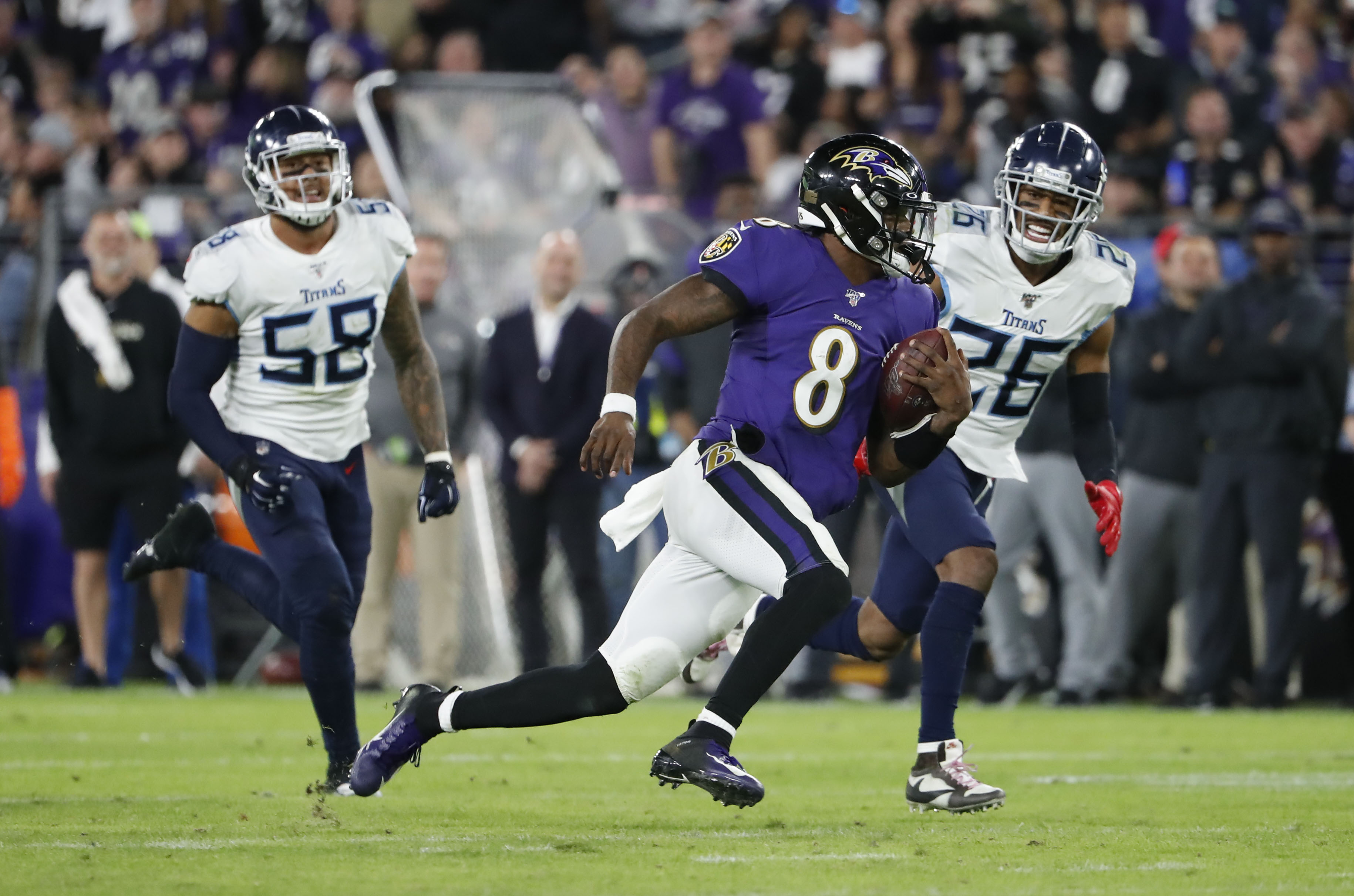 Harbaugh Reflects on Playoff Loss, Grounded Running Game