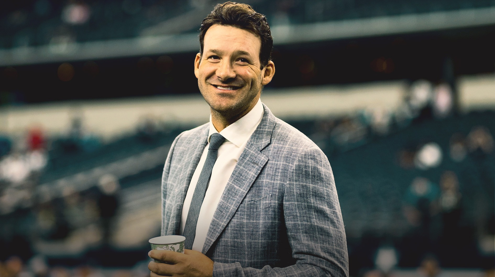 Ex Cowboys QB Tony Romo Being Offered 'Double His Salary' to Move to ESPN