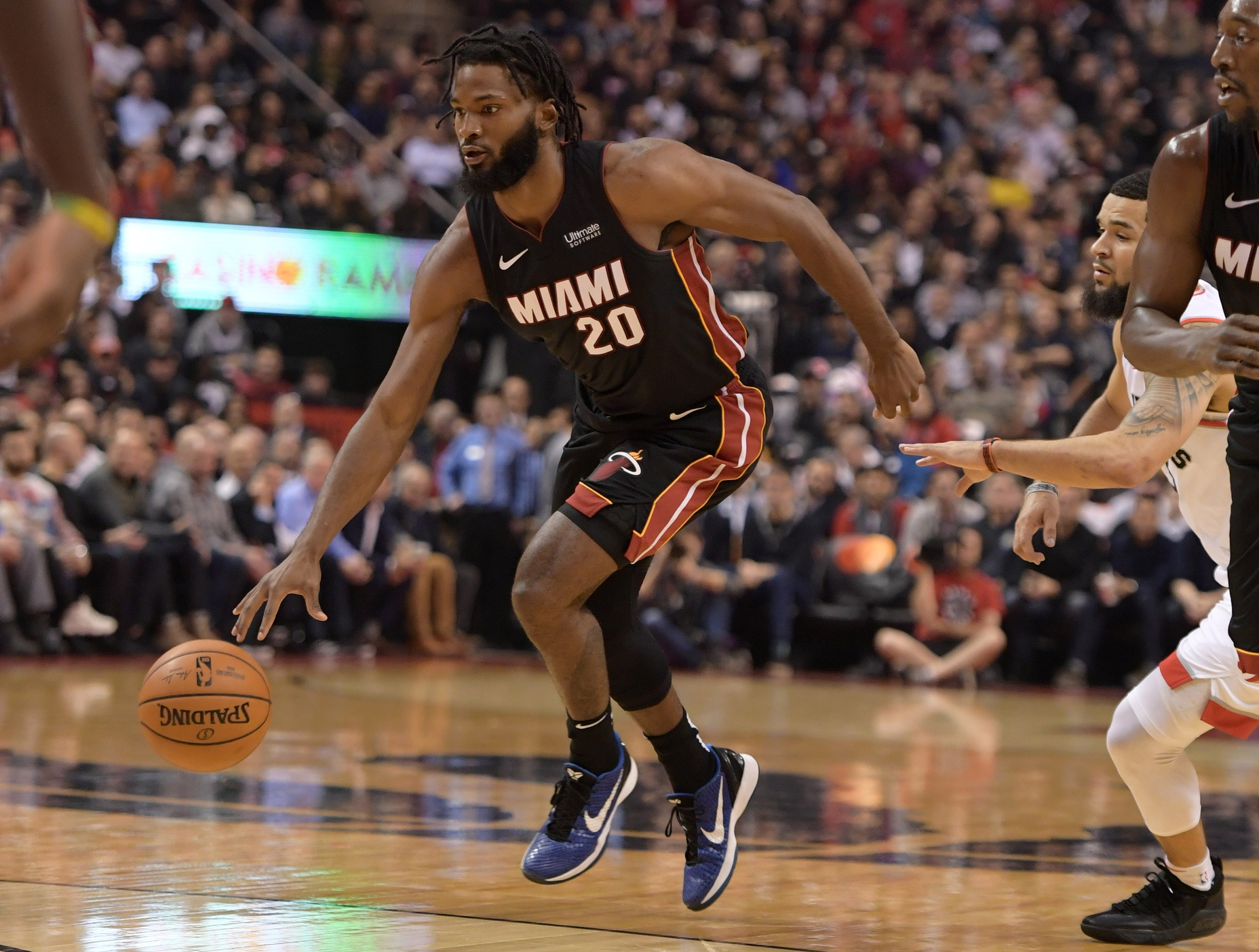 Miami Heat offer no timetable on Justise Winslow's return to the lineup
