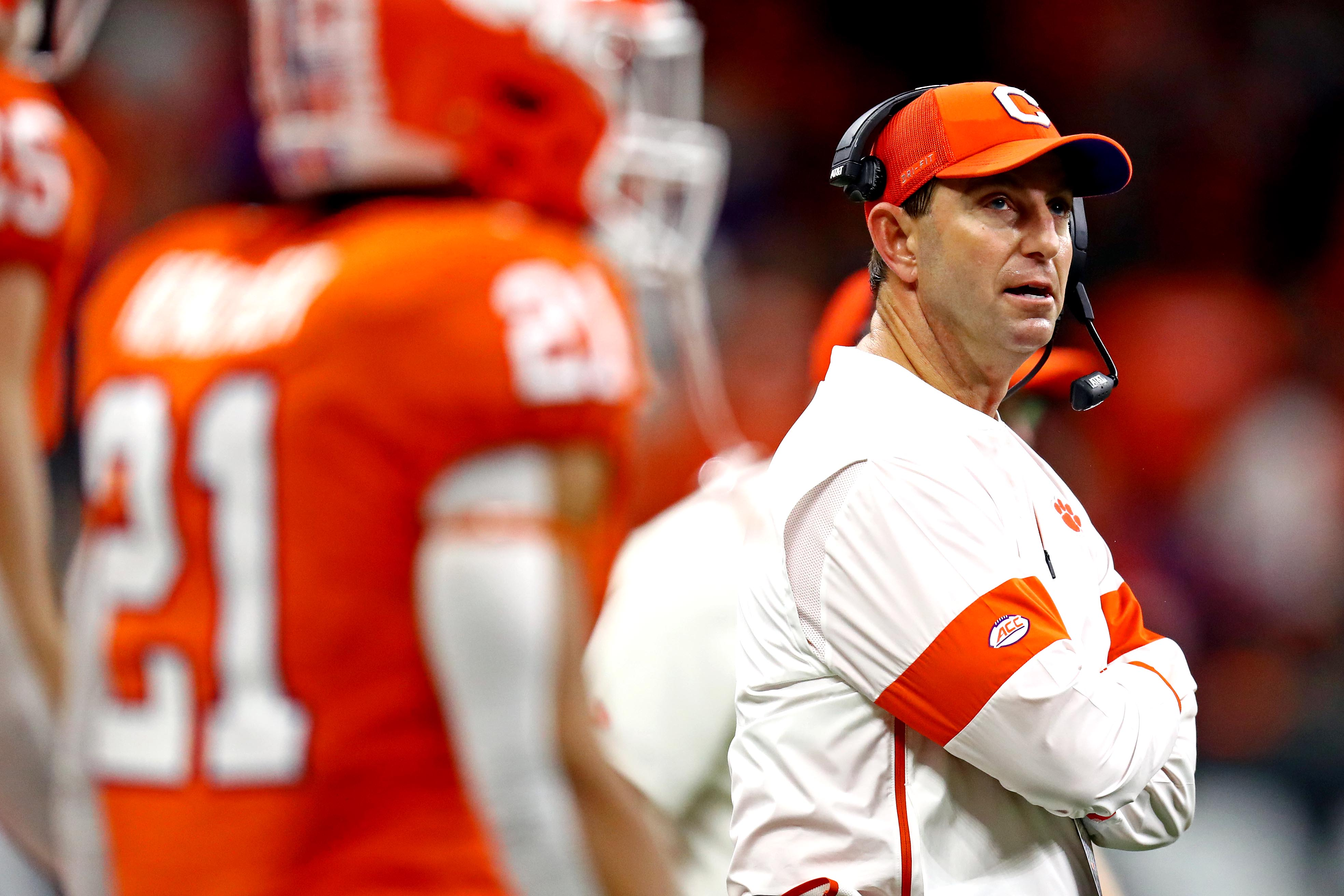 Dabo Swinney: Give LSU the Credit