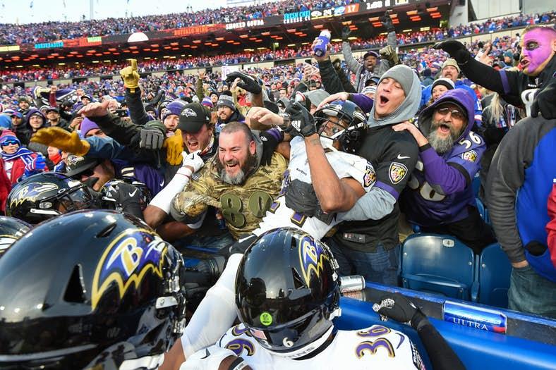 Football Maven - Ravens cover image