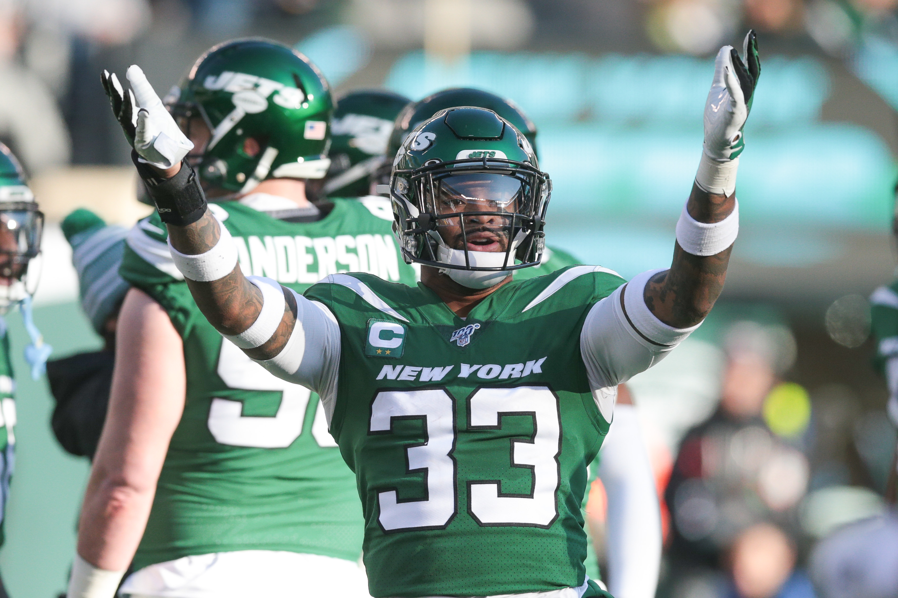Jets Safety Jamal Adams With Another Postseason Honor