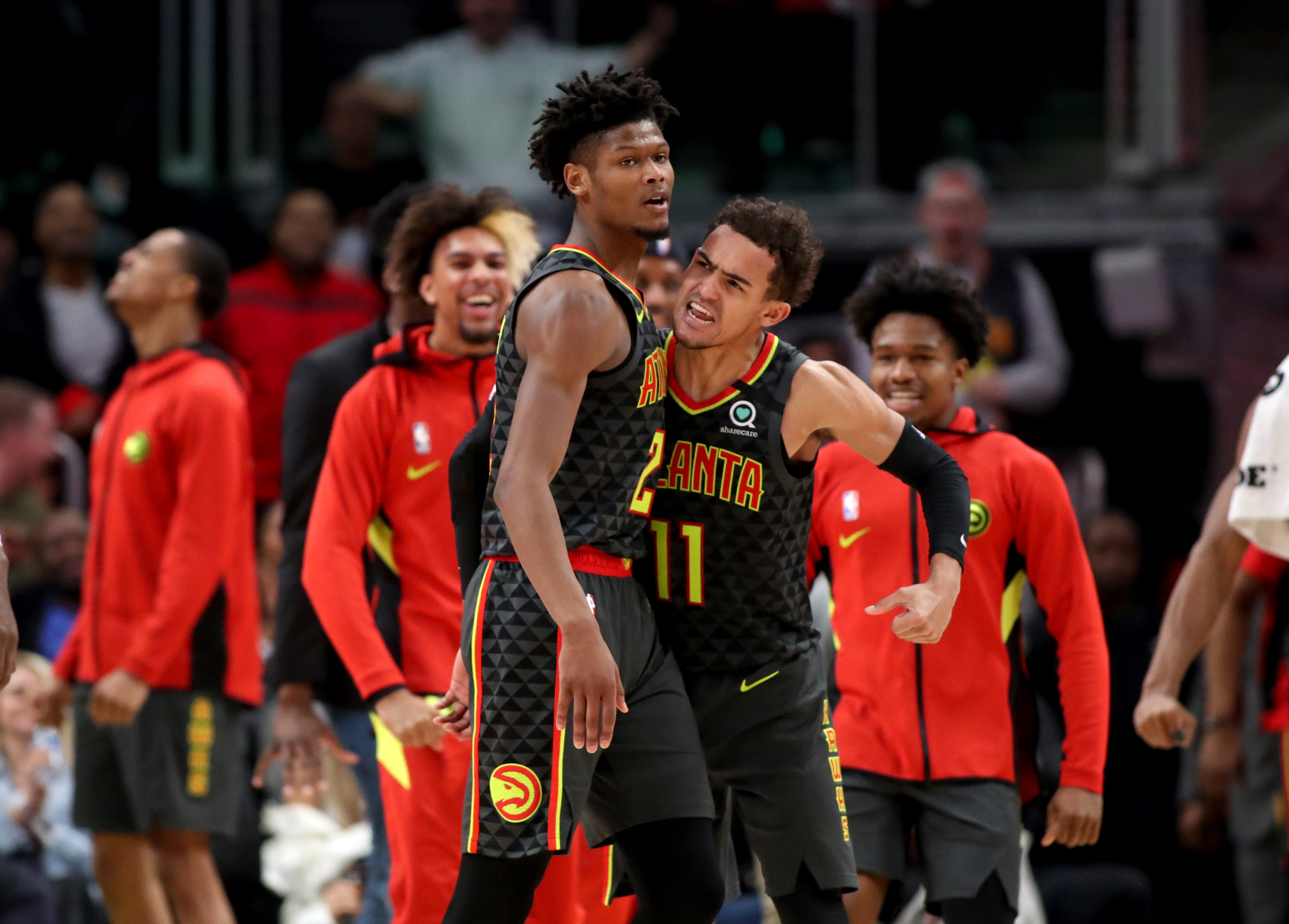 Hawks Top Suns In Most Complete Win Of Season