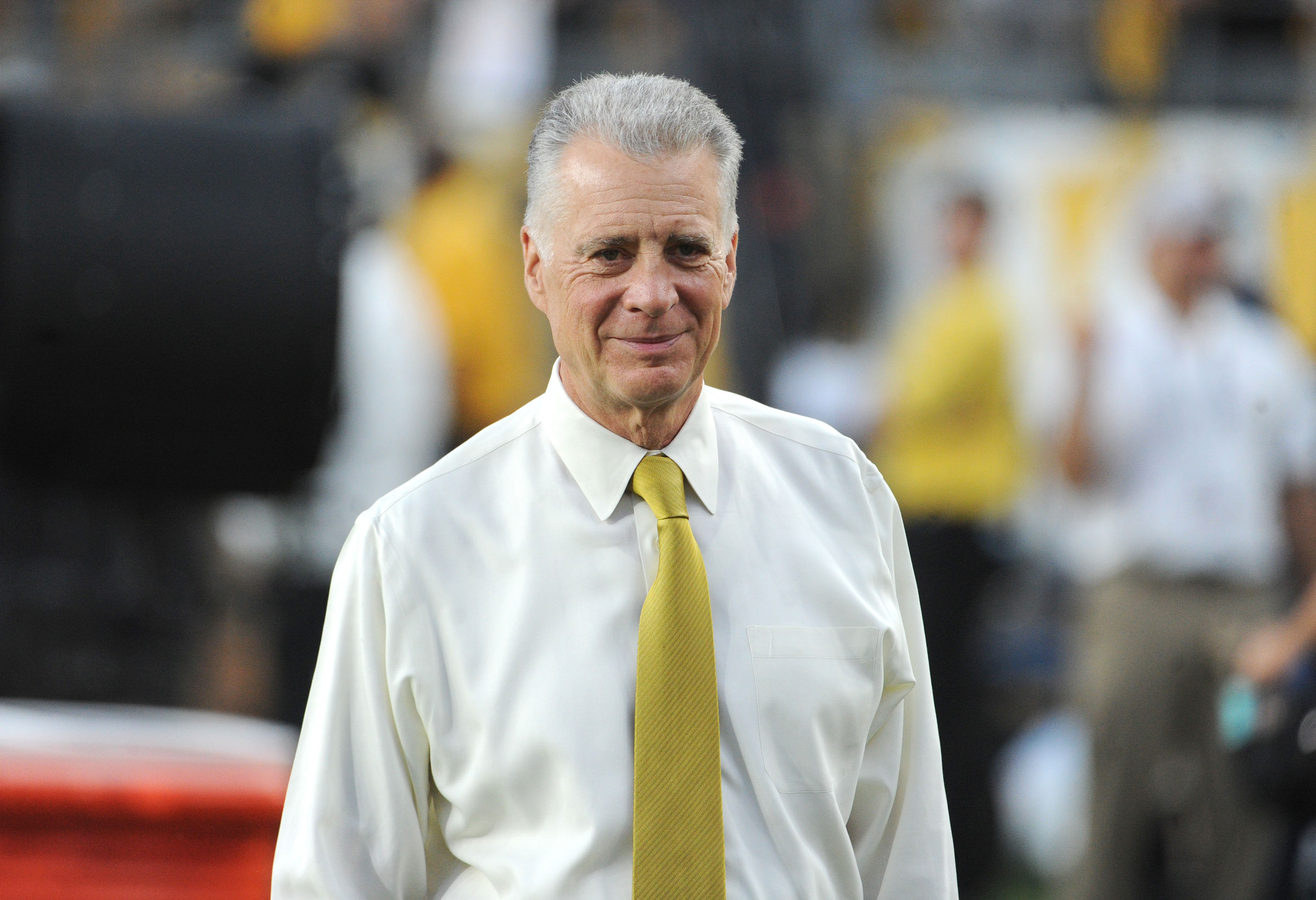 """Steelers Owner Art Rooney II: """"We Have a lot of Work to do"""" on Rooney Rule"""