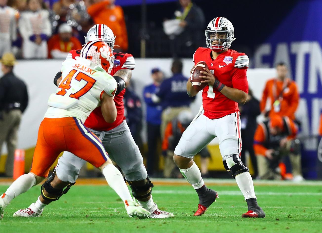 Ohio State Perhaps Lost National Title in Win vs. Penn State