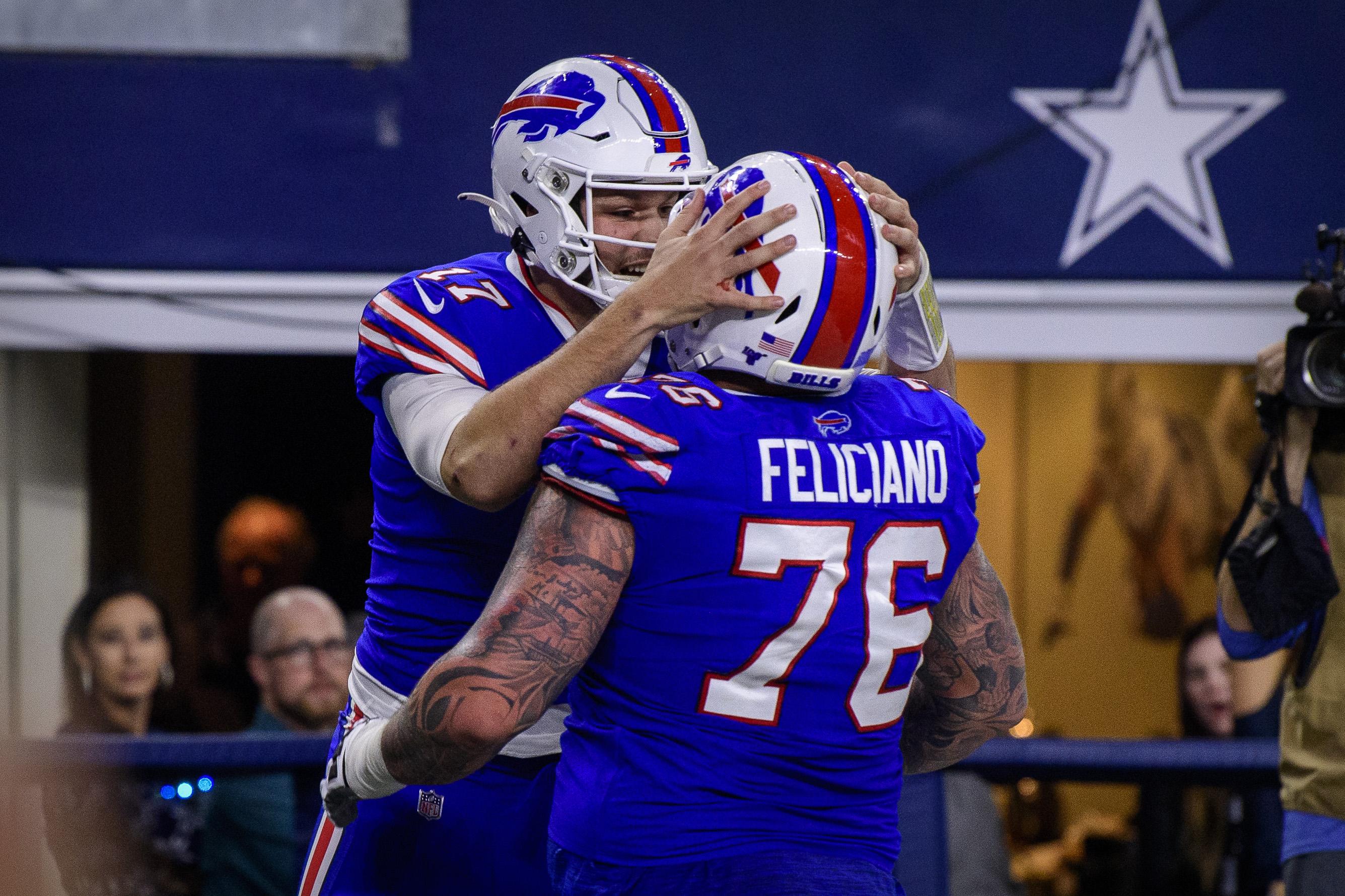 Guard Jon Feliciano Shares He Had Offseason Surgery