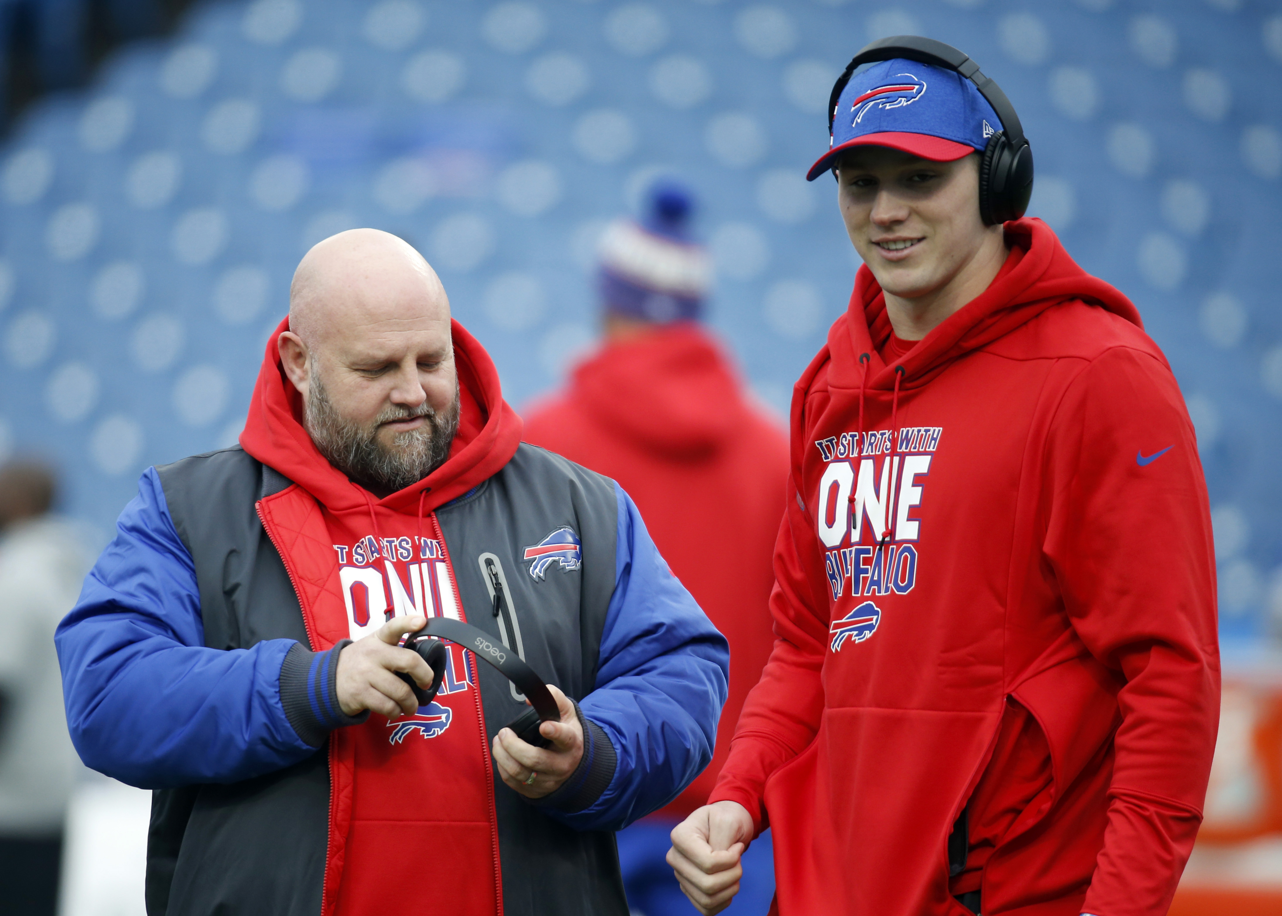 Report: Bills Deny Giants Request To Interview Daboll As Coordinator