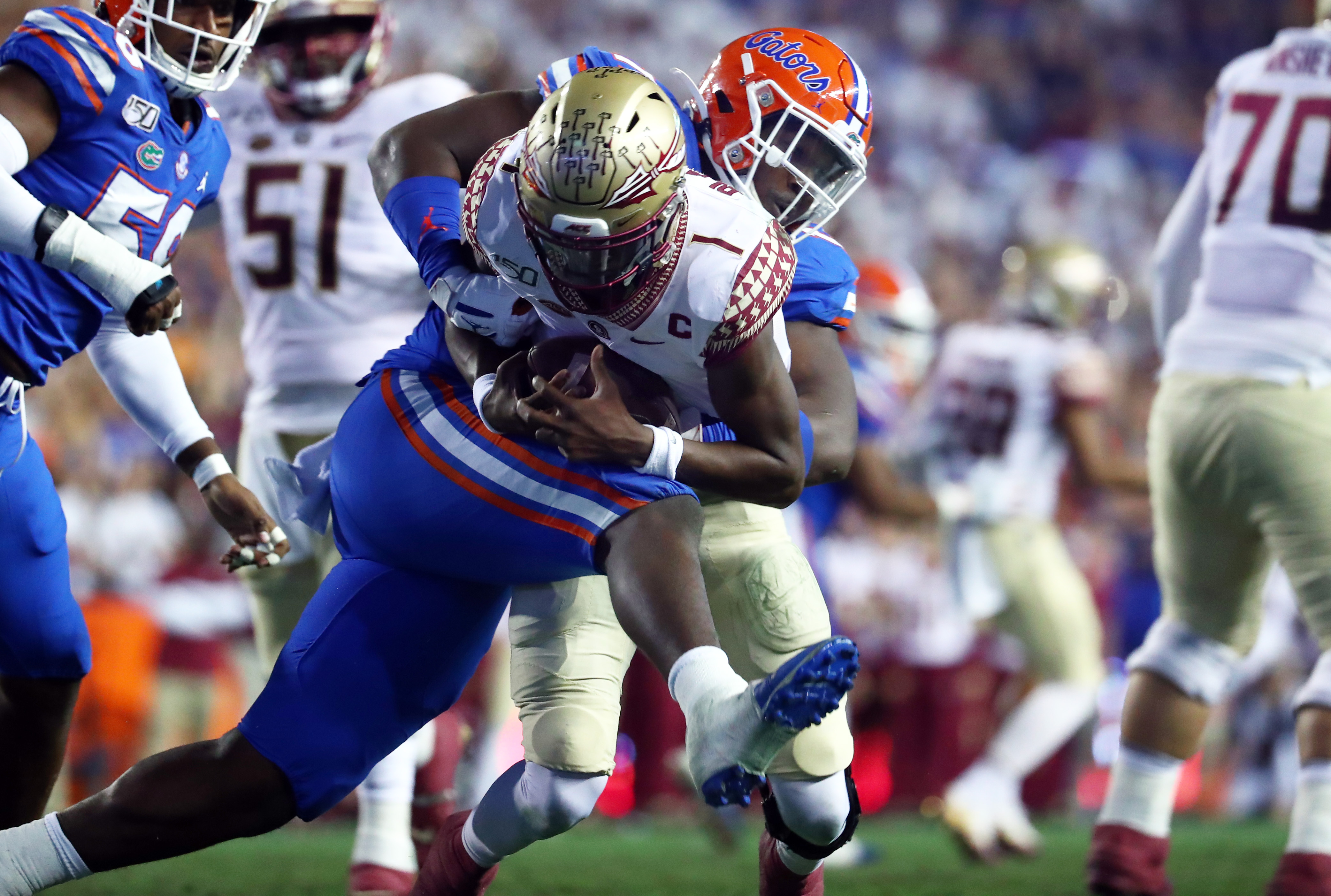 Gators Film Room: The 2019 Breakout Player That No One Is Talking About...
