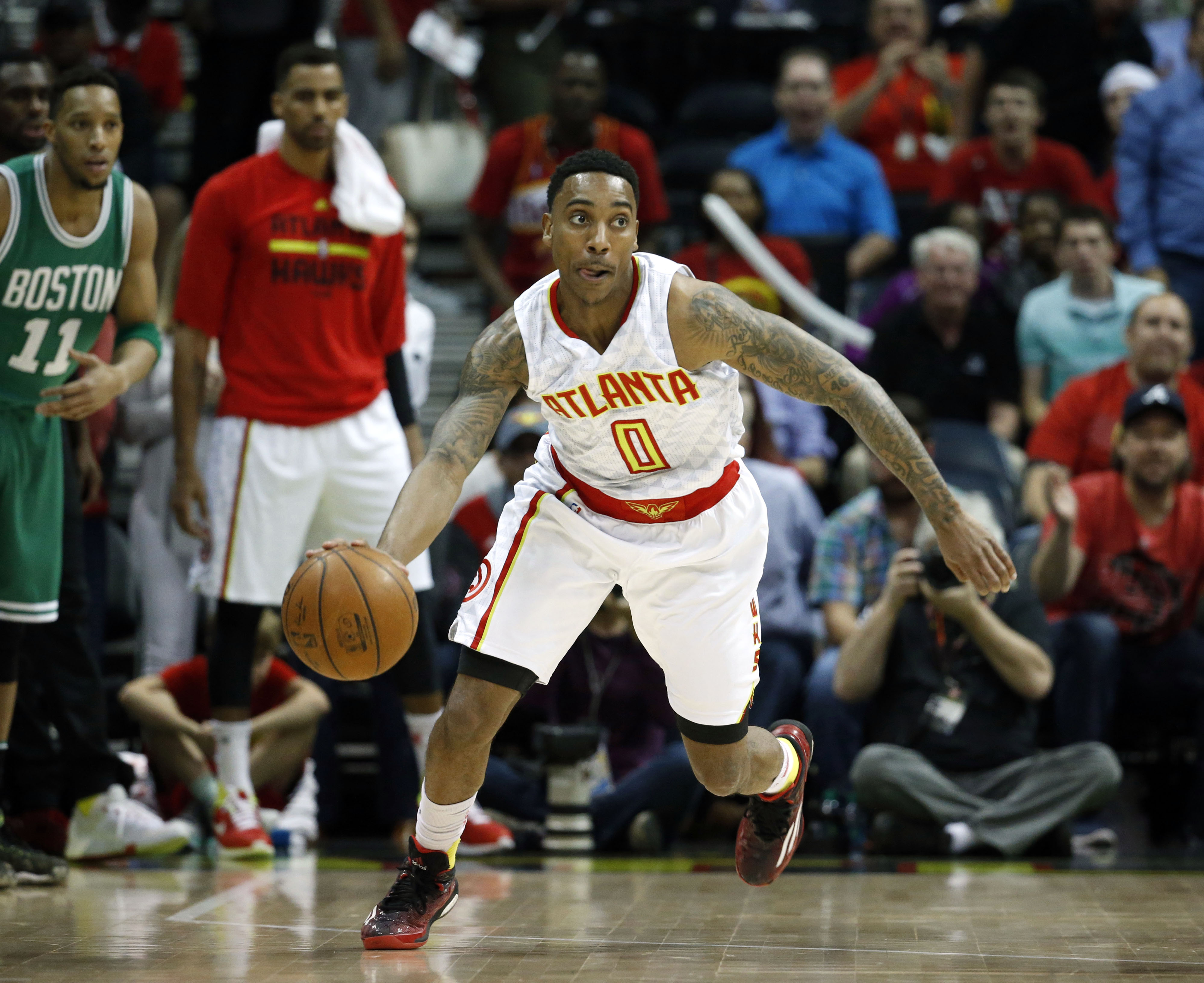 Hawks Acquire Jeff Teague From Timberwolves