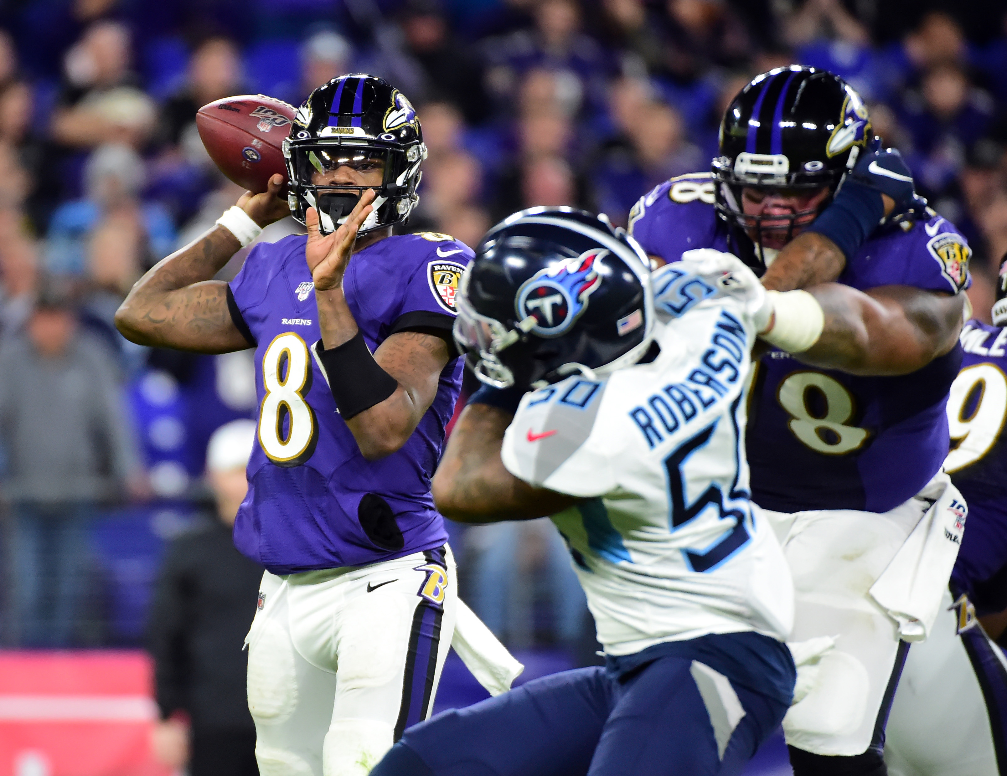 Oddsmakers Expect Ravens to Make A Deep Playoff Run Next Season