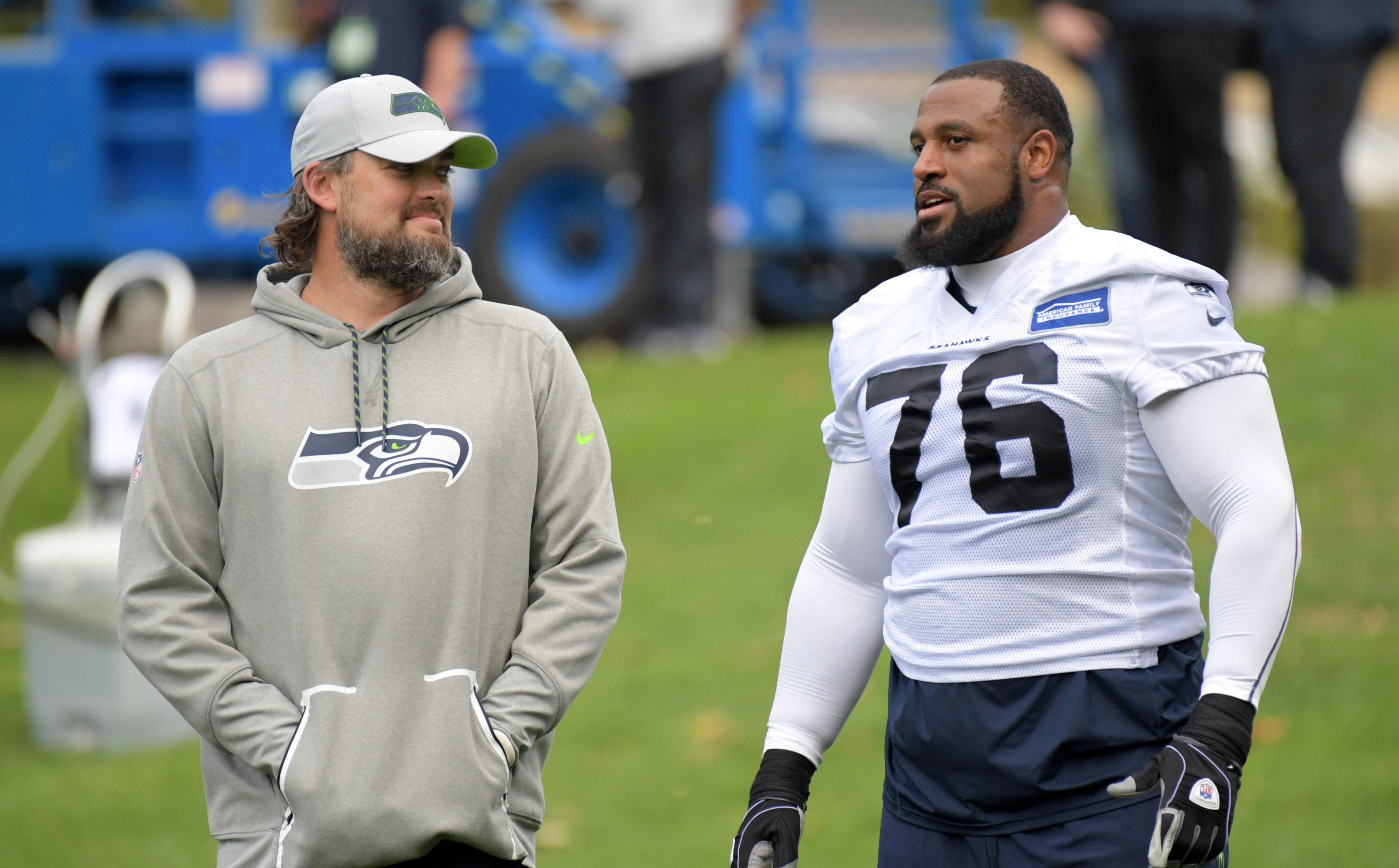Report: Seahawks Assistant OL Coach Brennan Carroll Linked to Hawaii