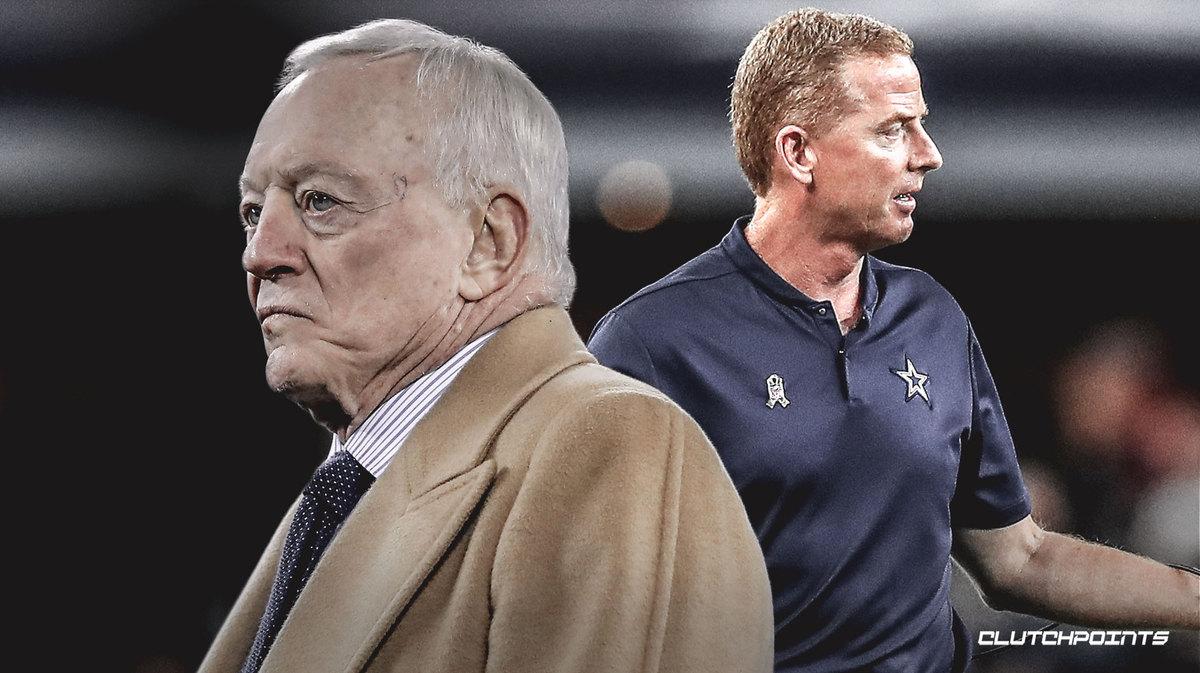 How Giants' Hiring Of Ex-Cowboys Coach Garrett Is a 'Jerry Jones-Like' Move